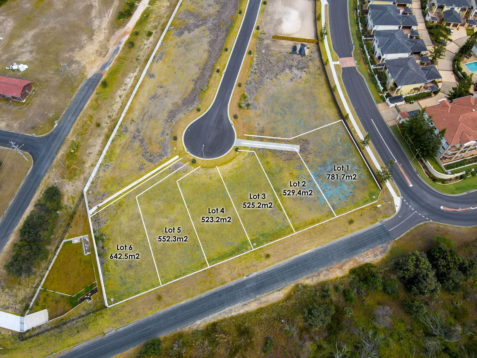 Proposed Lot 6 Dunes Court - The Dunes Estate, Yamba, NSW 2464
