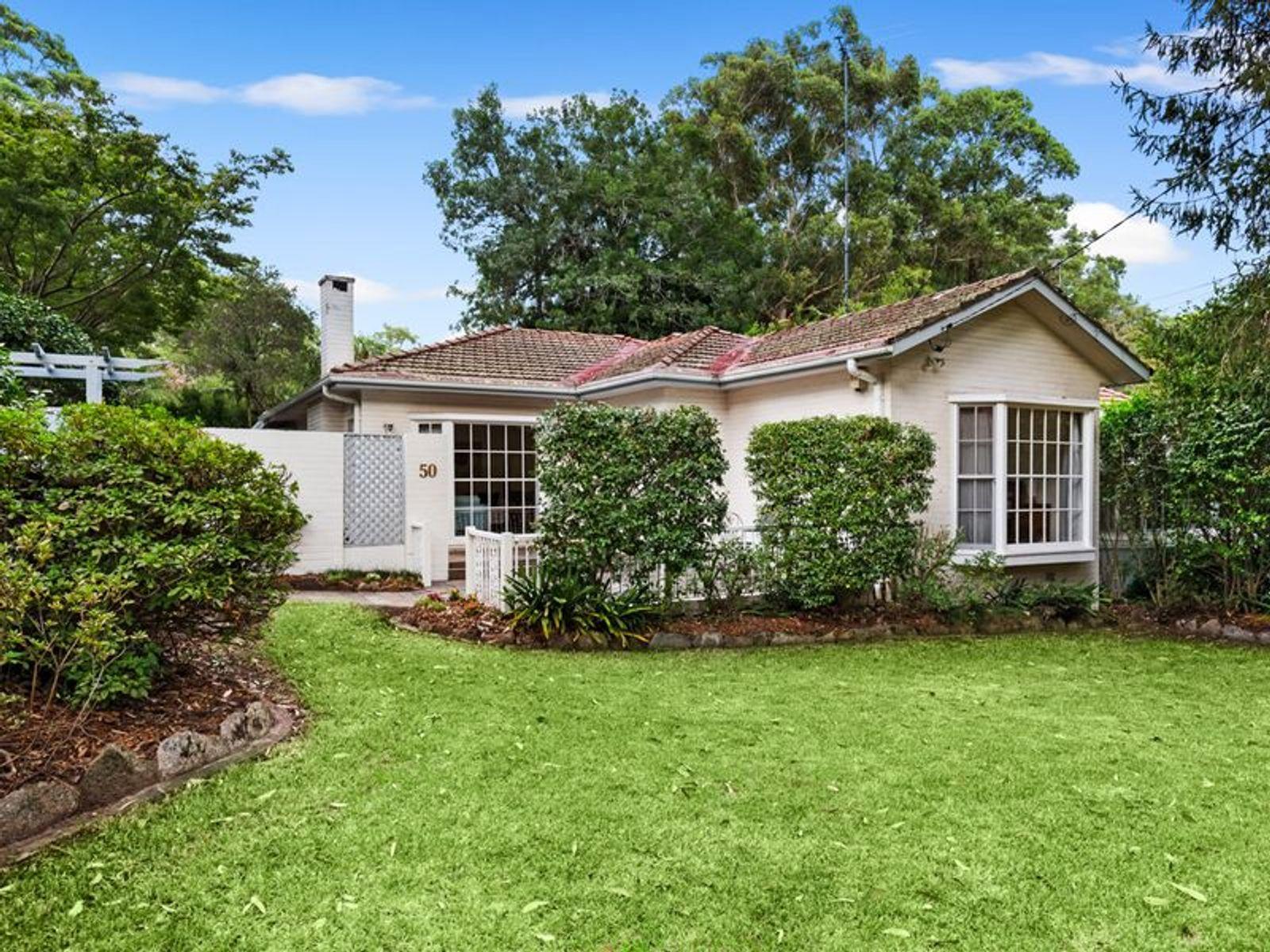50 Lucinda Avenue, Wahroonga, NSW 2076