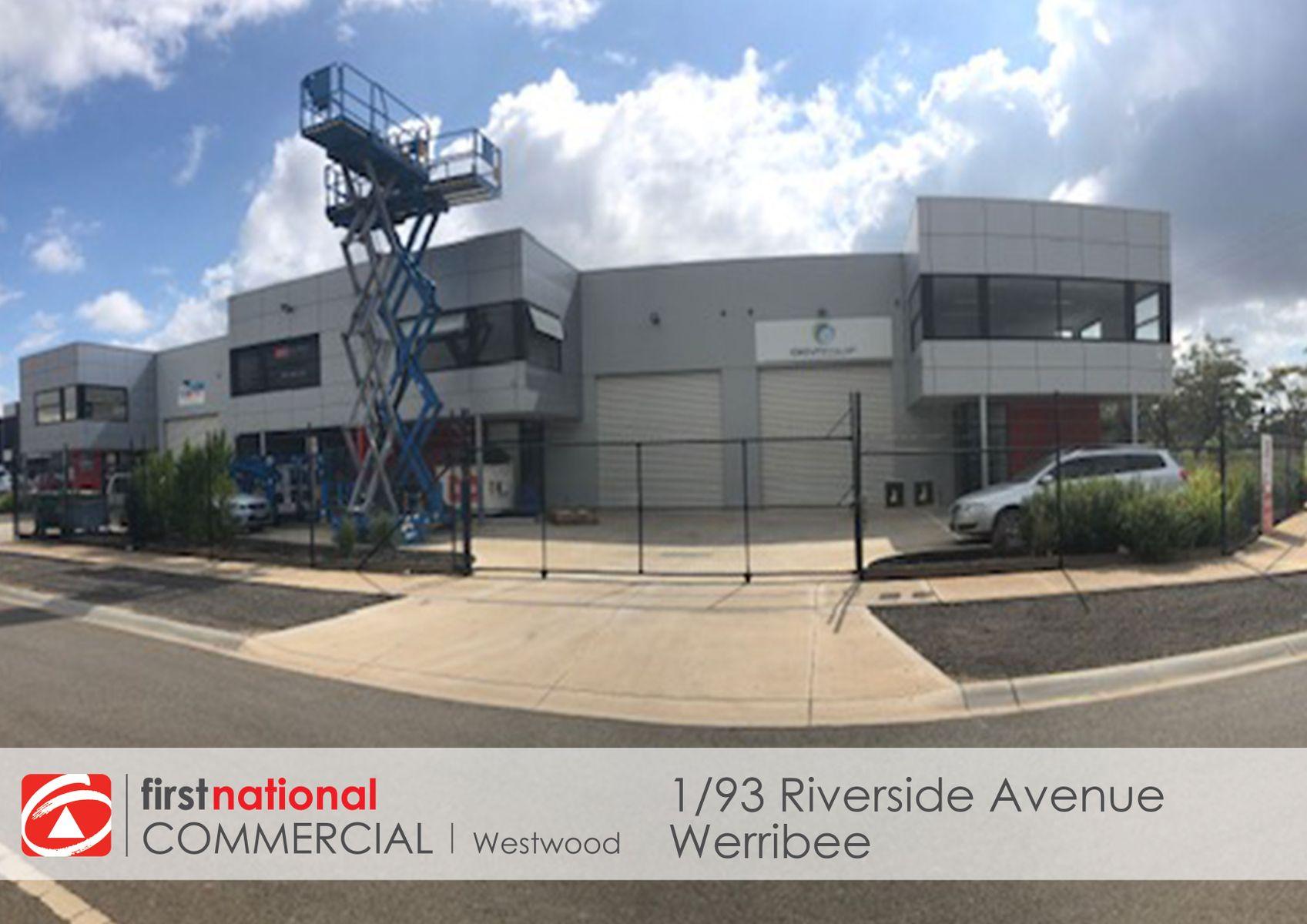 1/93 Riverside  Avenue, Werribee, VIC 3030