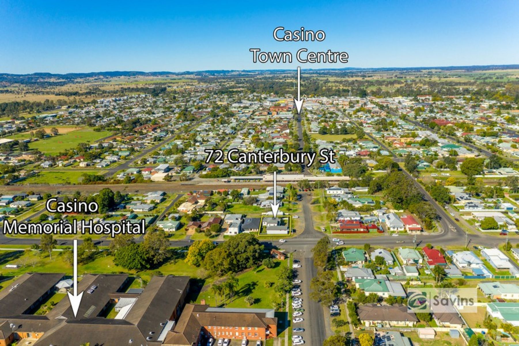 72 Canterbury Street, Casino, NSW 2470