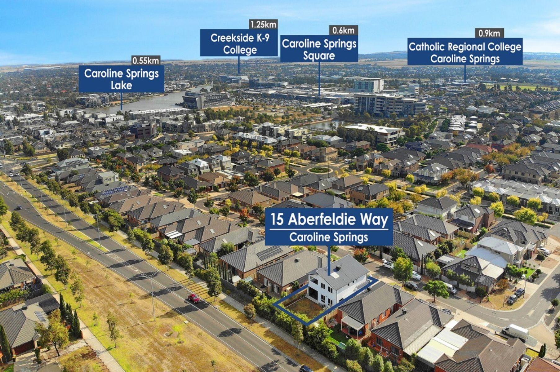 15 Aberfeldie Way, Caroline Springs, VIC 3023