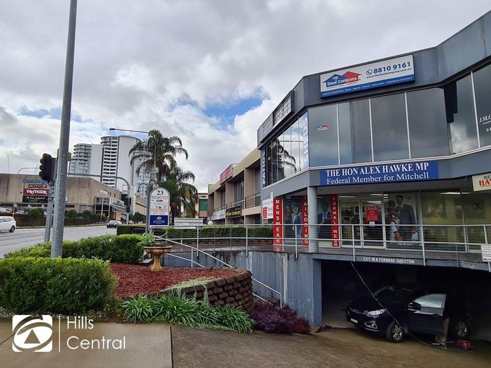 5B/23 Terminus Street, Castle Hill, NSW 2154