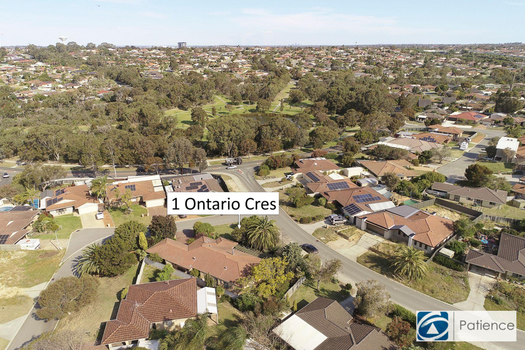 1 Ontario Crescent, Joondalup, WA 6027