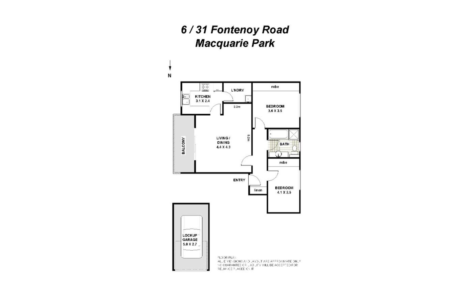 6/31 Fontenoy Road, Macquarie Park, NSW 2113