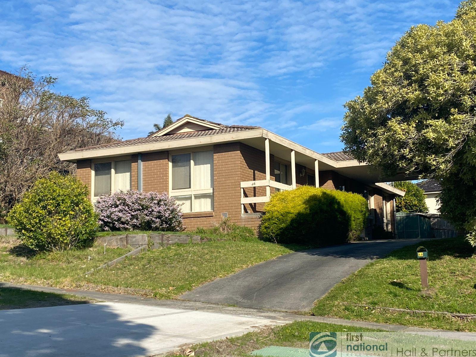 46 Joseph Banks Crescent, Endeavour Hills, VIC 3802