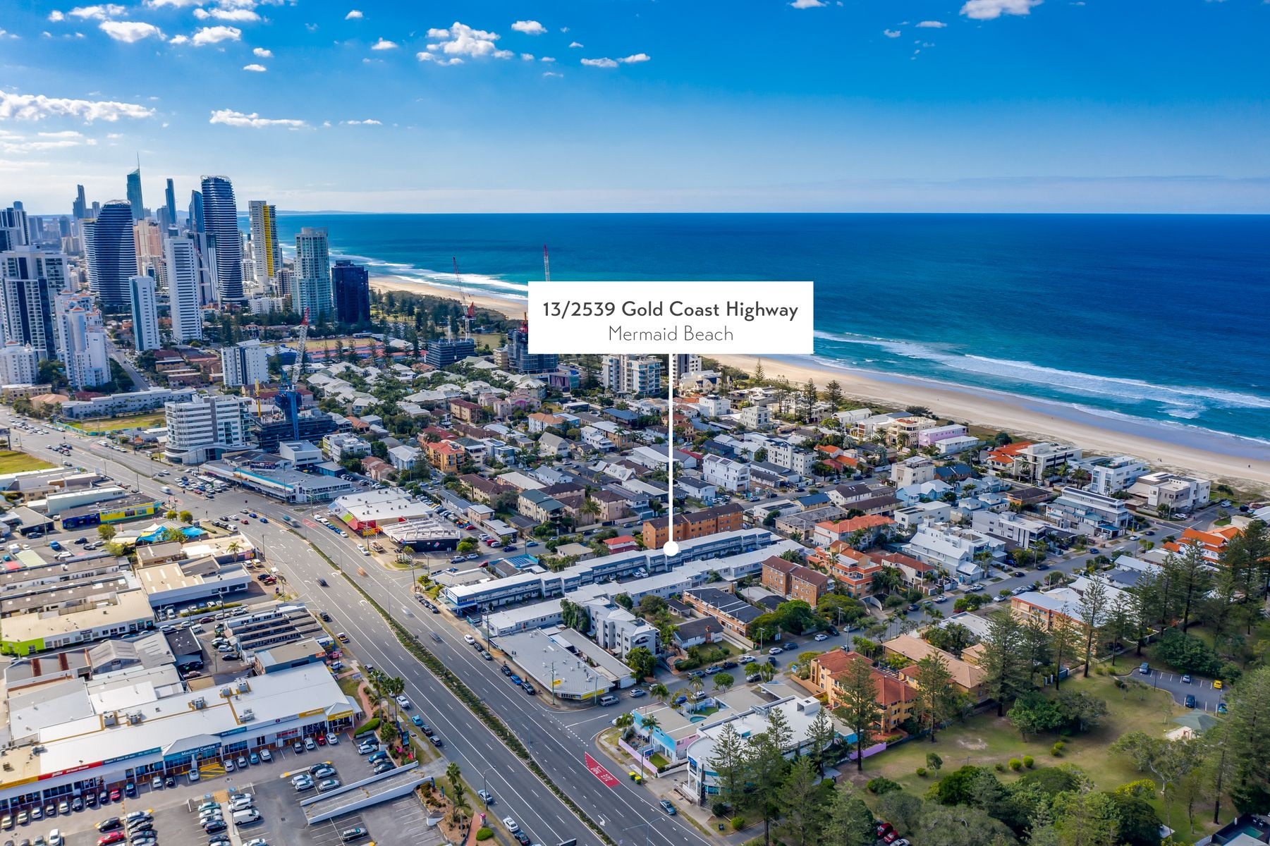 13/2539 Gold Coast Highway, Mermaid Beach, QLD 4218