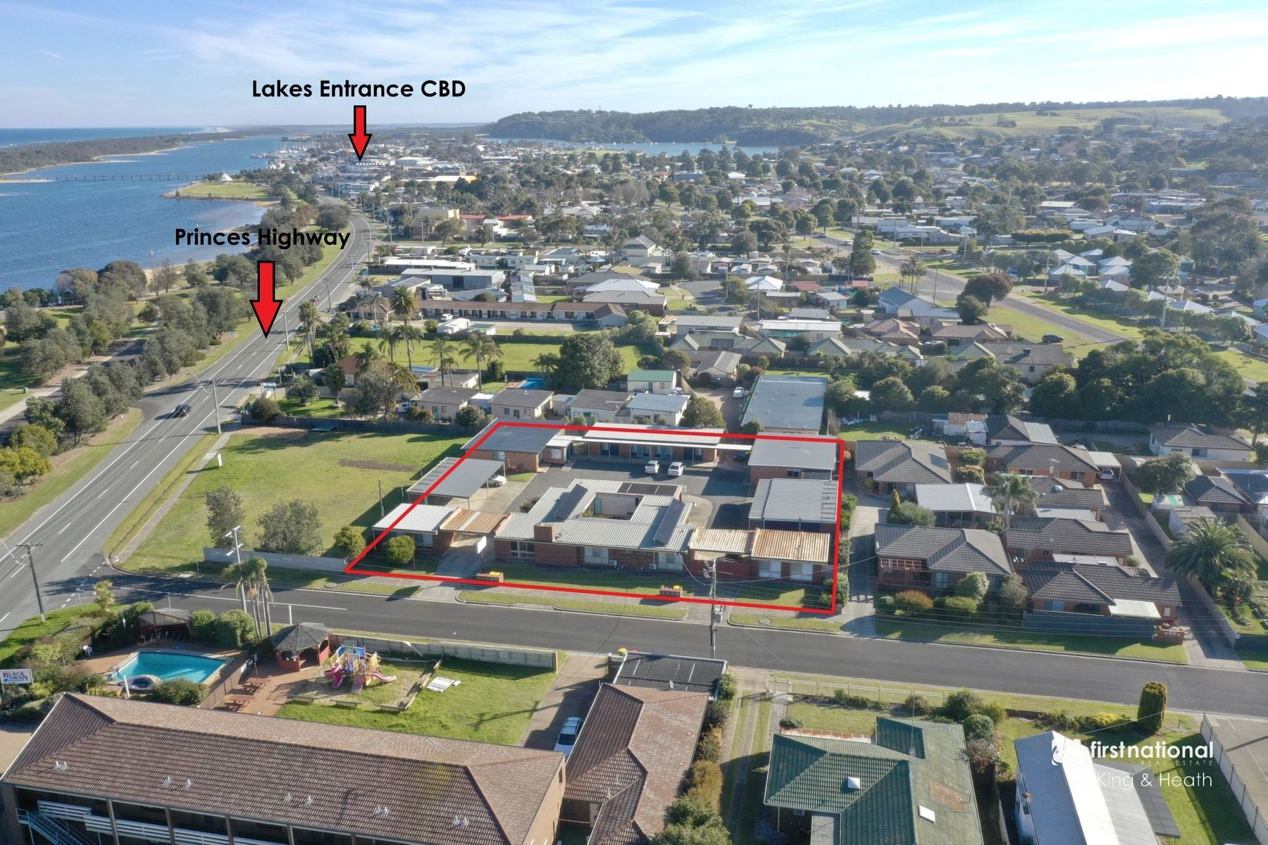 5 Clarkes Road, Lakes Entrance, VIC 3909