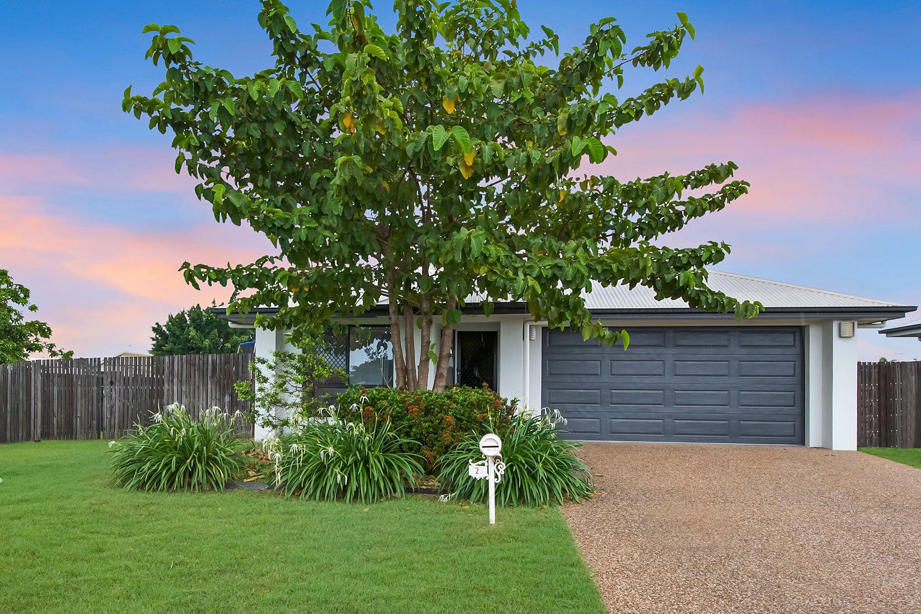 2 Tramore Circle, Burdell, QLD 4818