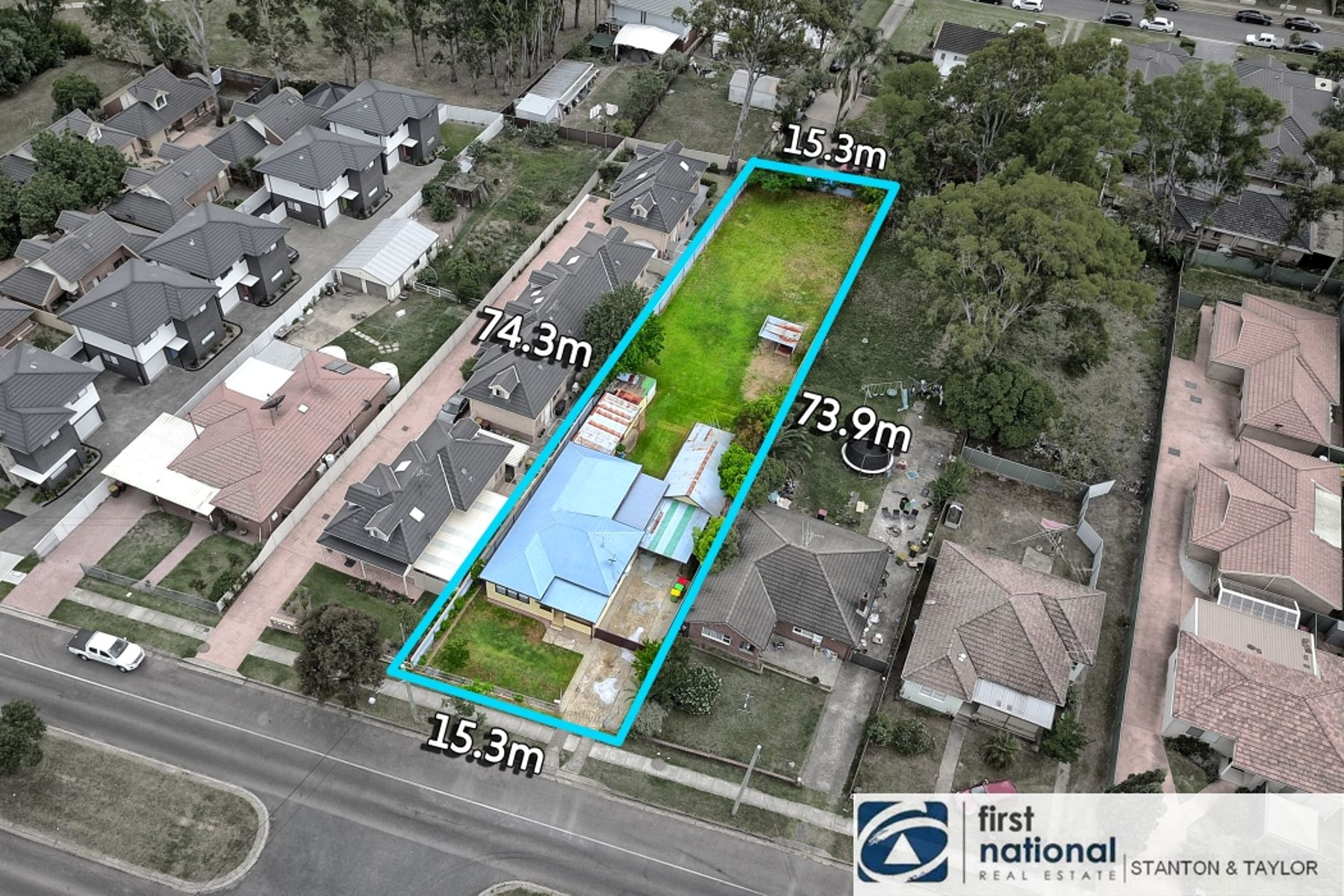 11 Jamison Road, Kingswood, NSW 2747