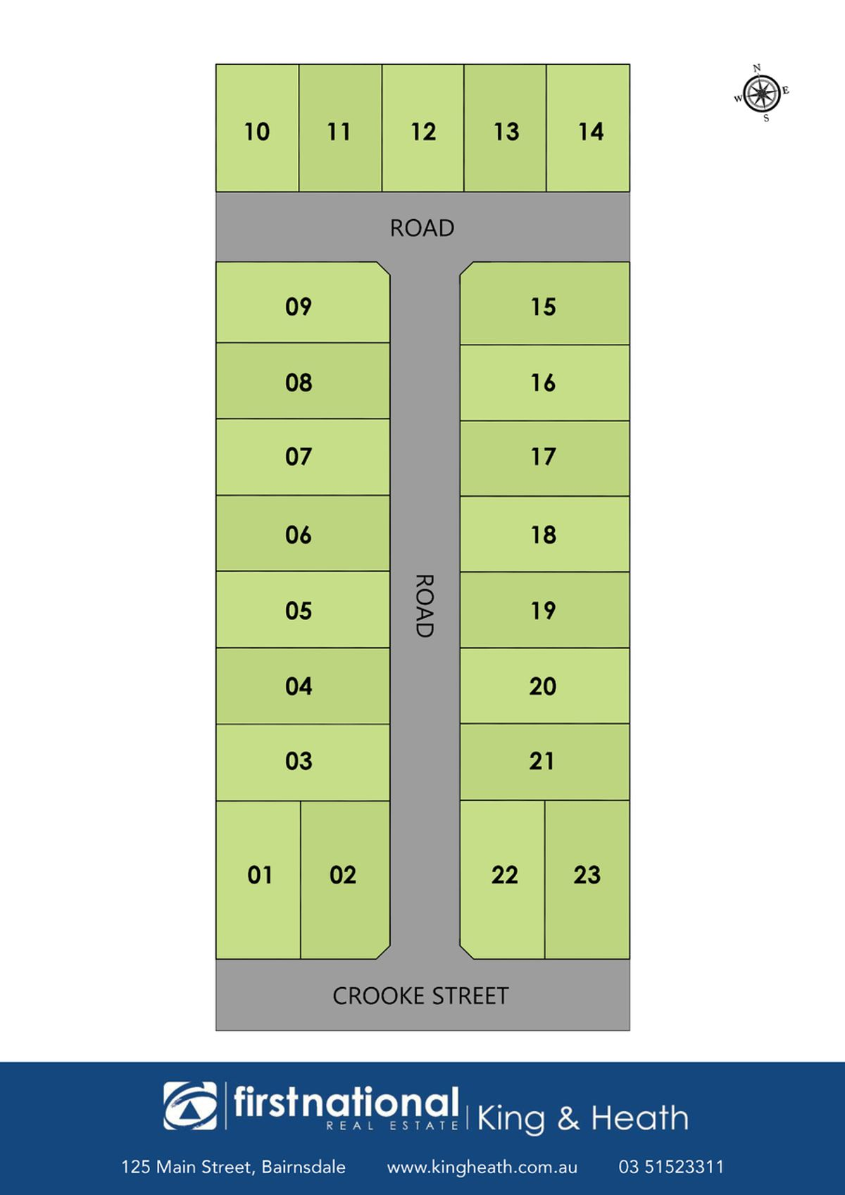 Lt 12, 103 Crooke Street, East Bairnsdale, VIC 3875
