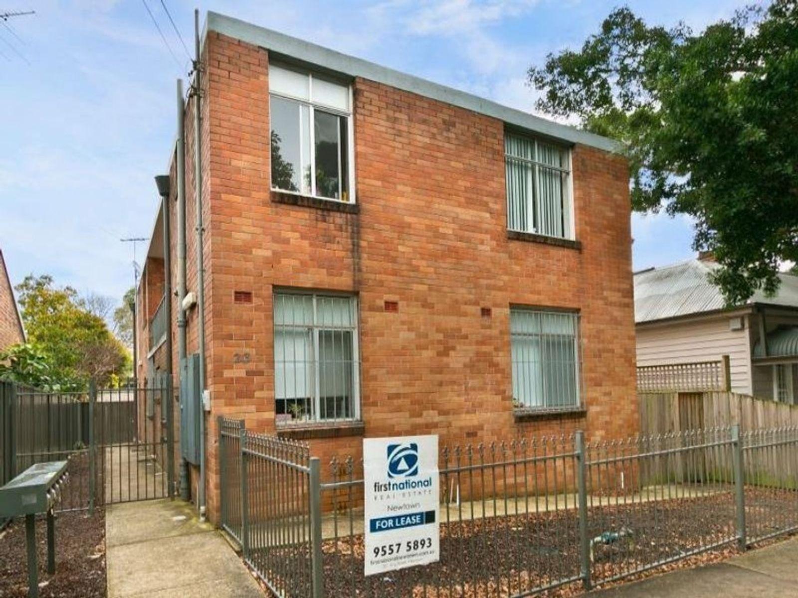 3/23 Northwood Street, Camperdown, NSW 2050