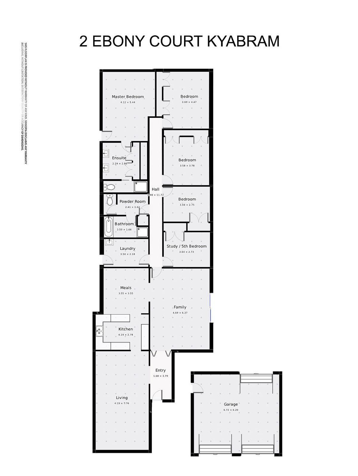 2 Ebony Court, Kyabram, VIC 3620