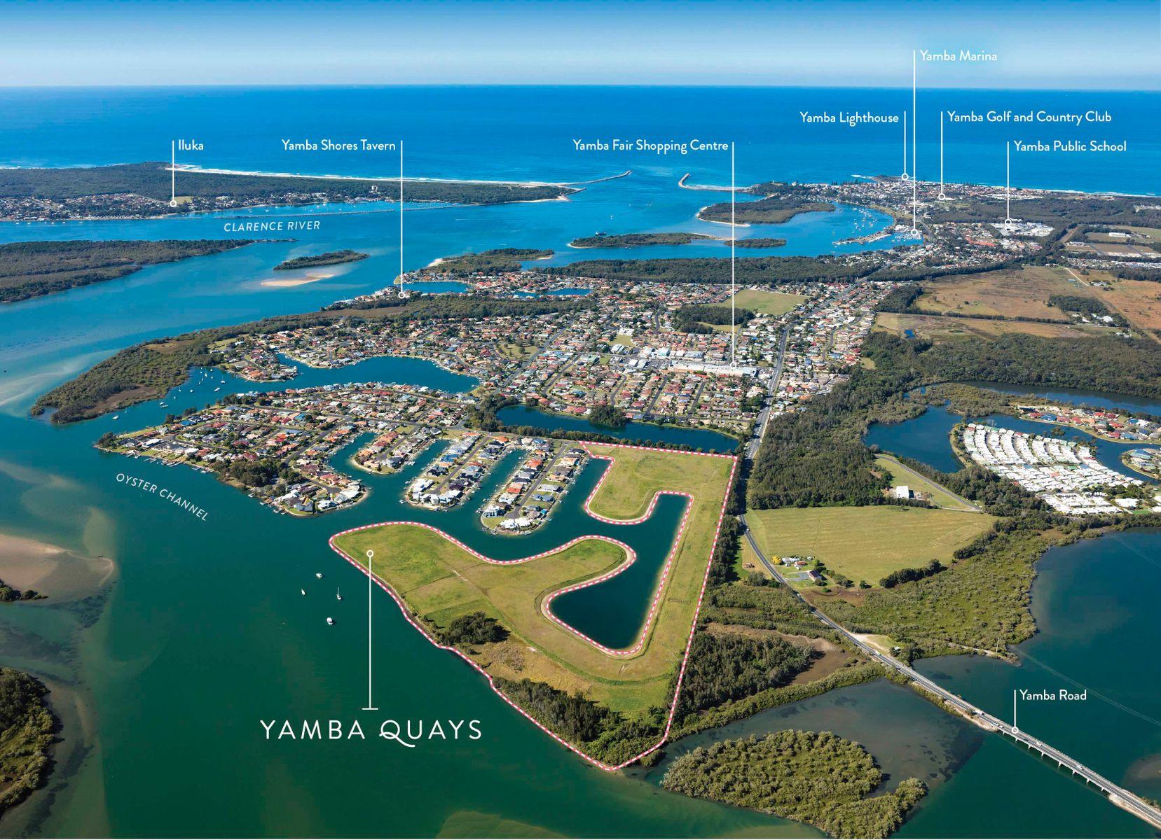 Lot 117 Flloyd Court, Yamba Quays, Yamba, NSW 2464