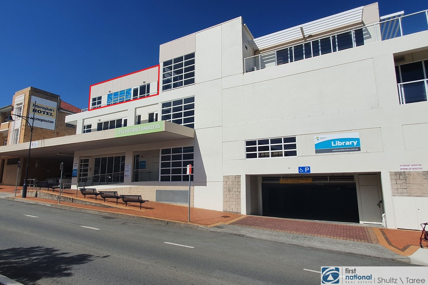 Level 2/242 Victoria Street, Taree, NSW 2430