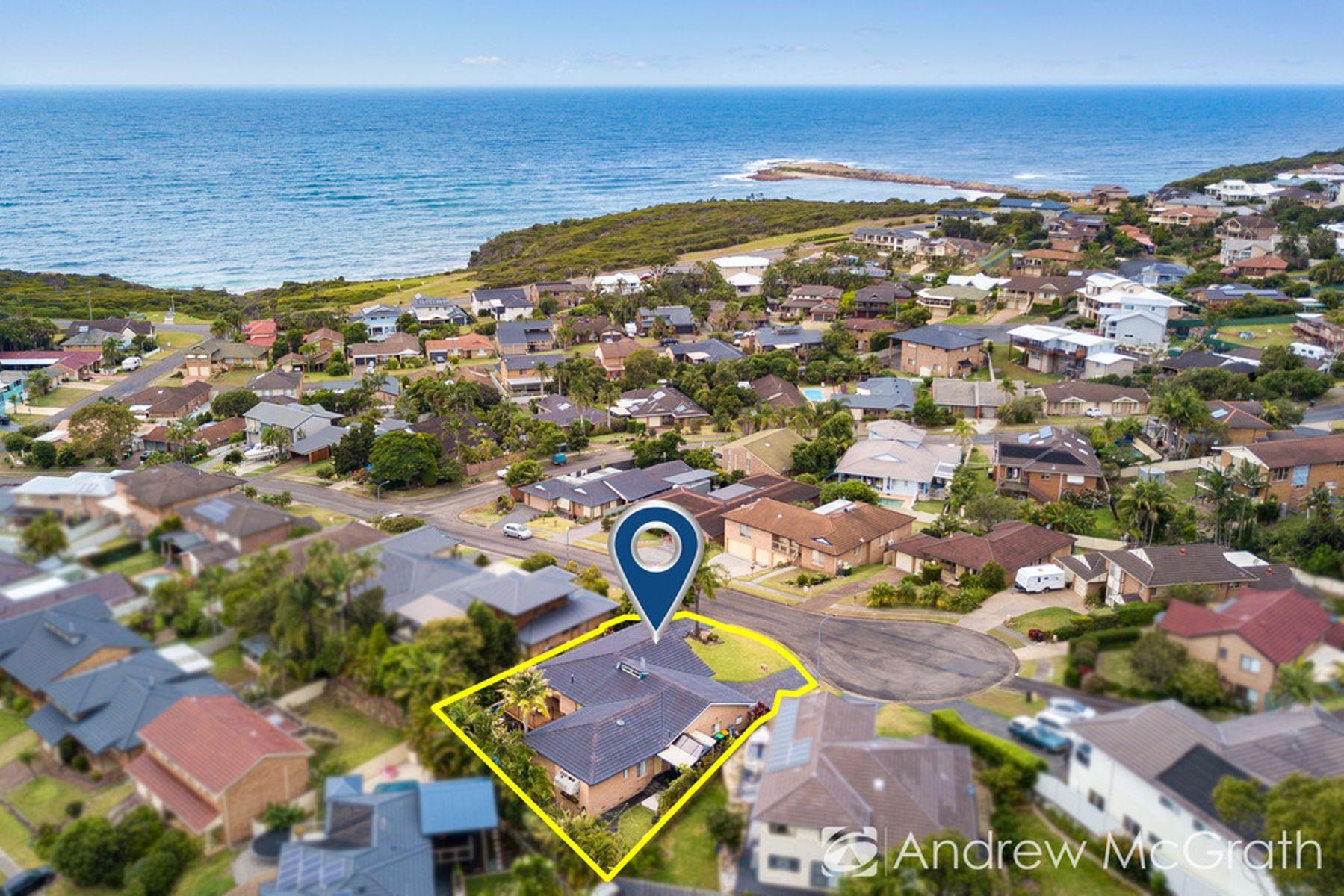 16 Cinnabar Close, Caves Beach, NSW 2281