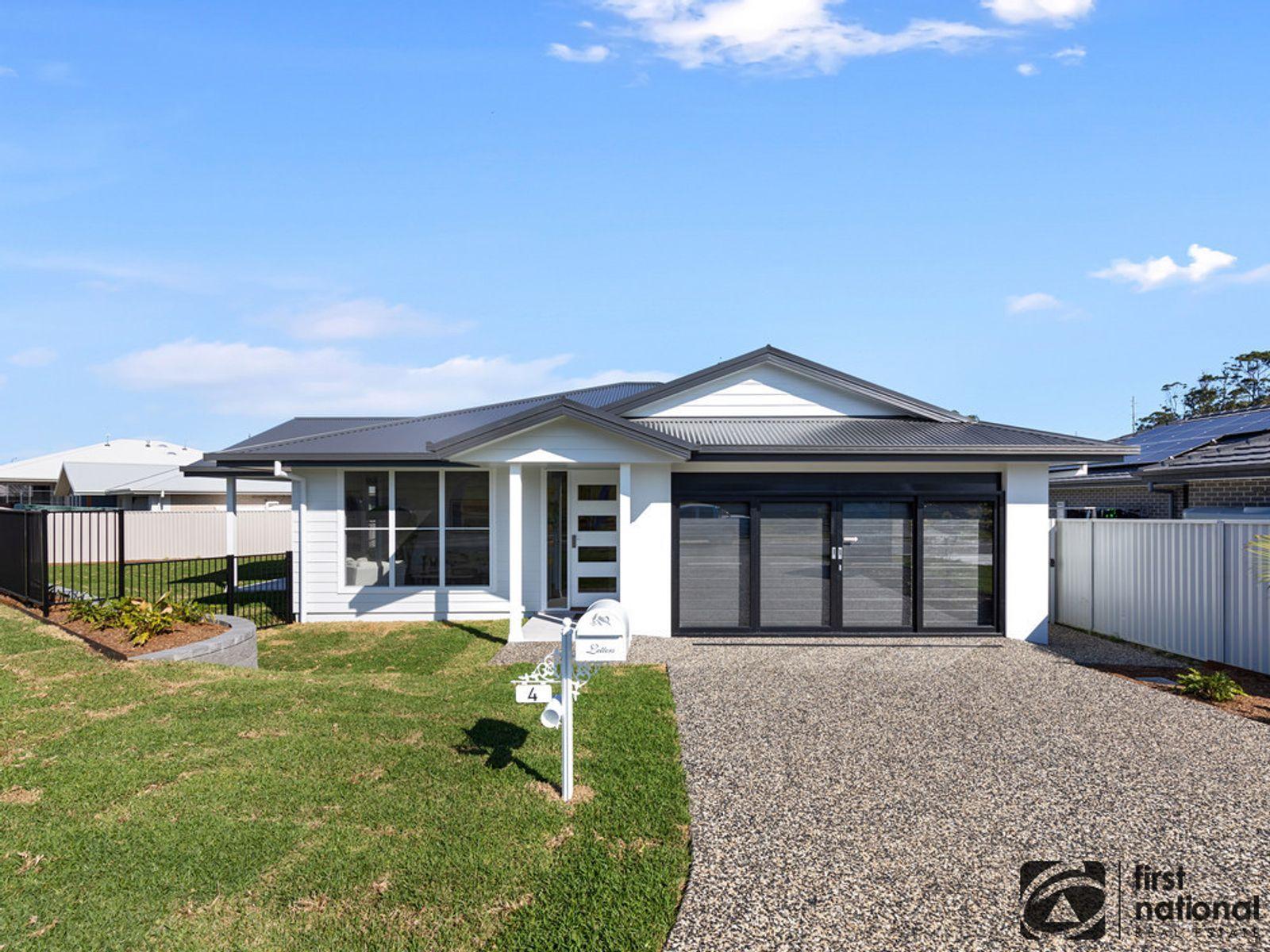 4 Burleigh Crescent, Woolgoolga, NSW 2456