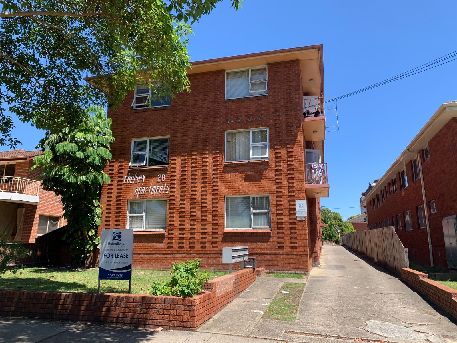 11/20 Dartbrook Road, Auburn, NSW 2144
