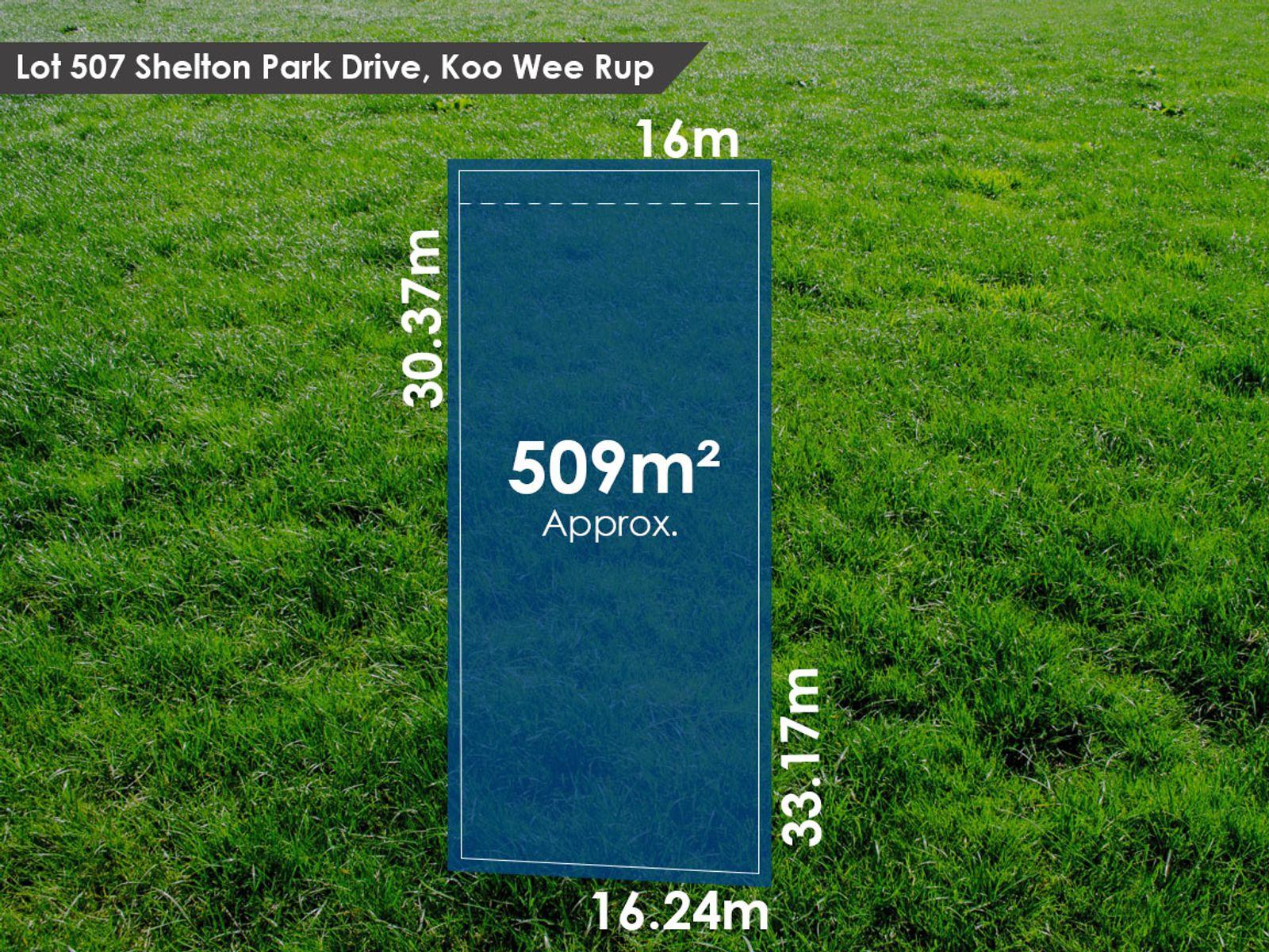 Lot 507 Shelton Park Drive, Koo Wee Rup, VIC 3981