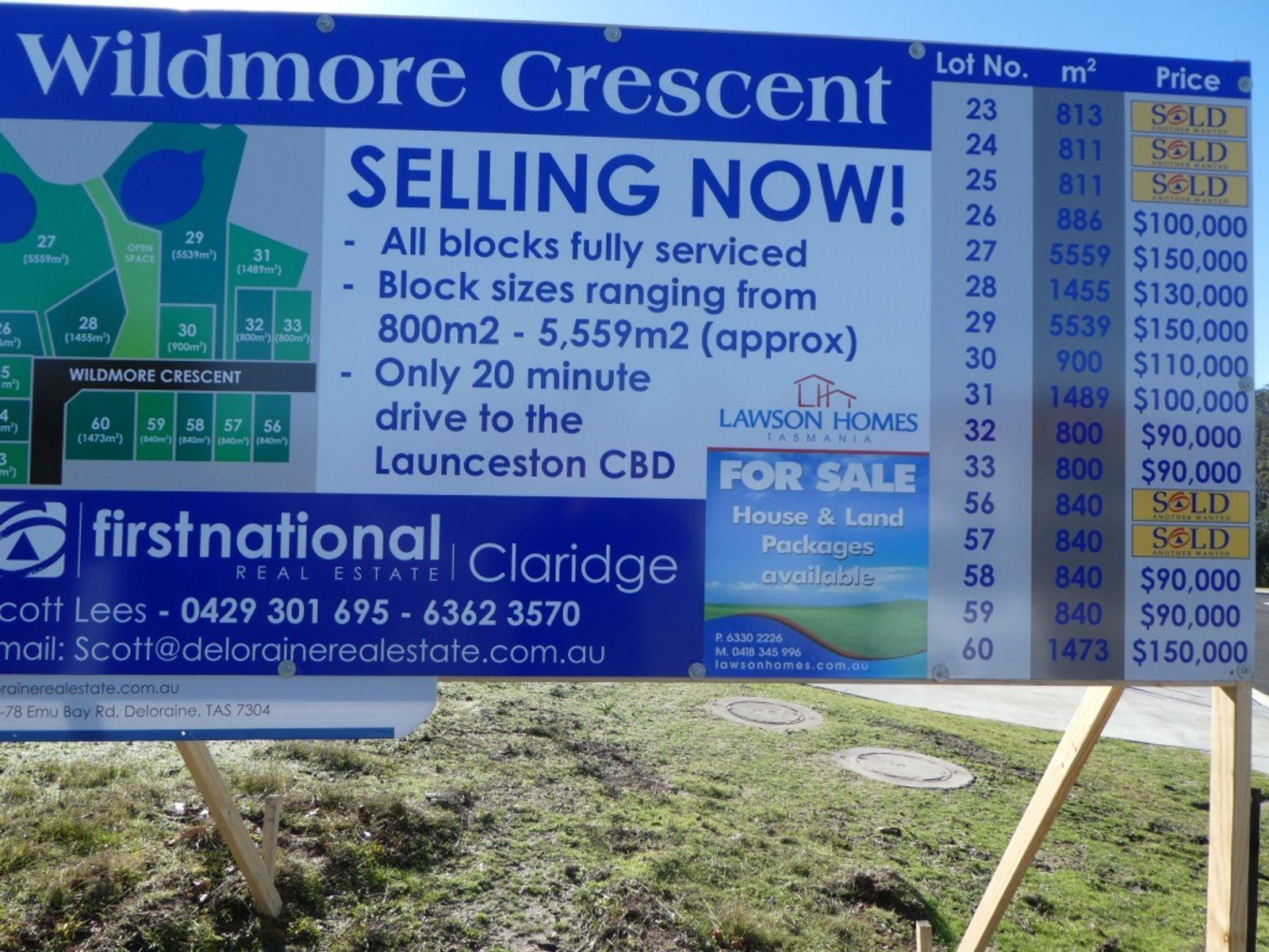 21 Wildmore Crescent, Exeter, TAS 7275