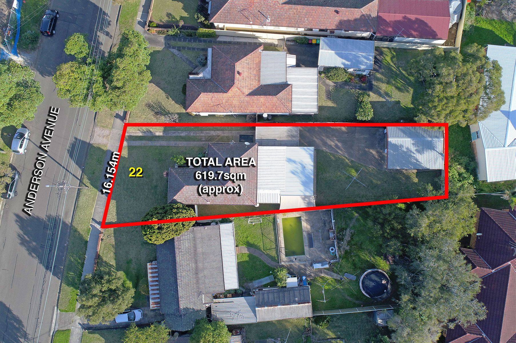 22 Anderson Avenue, Panania, NSW 2213