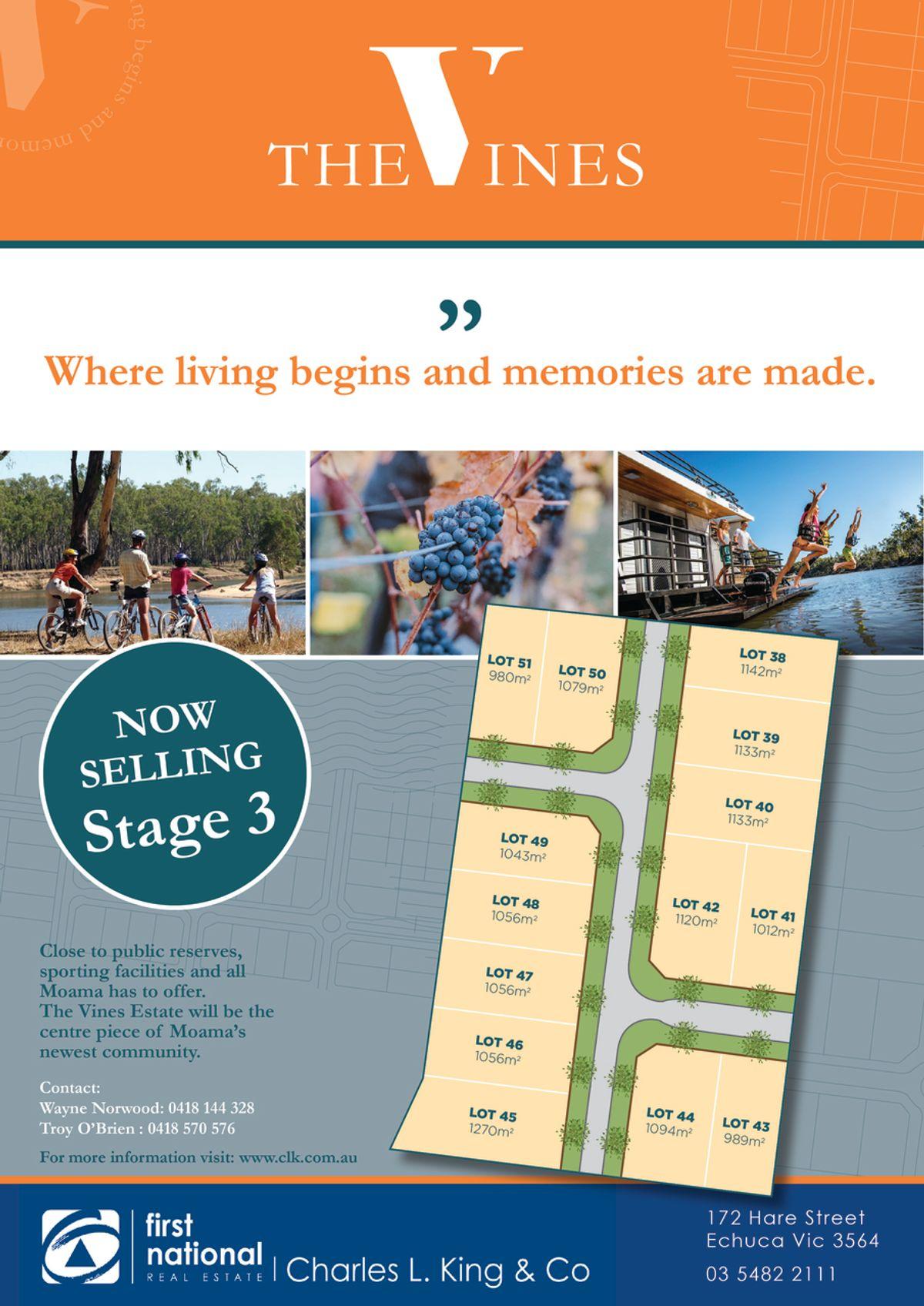 Lot 38 -51 Lignum Road, Moama, NSW 2731