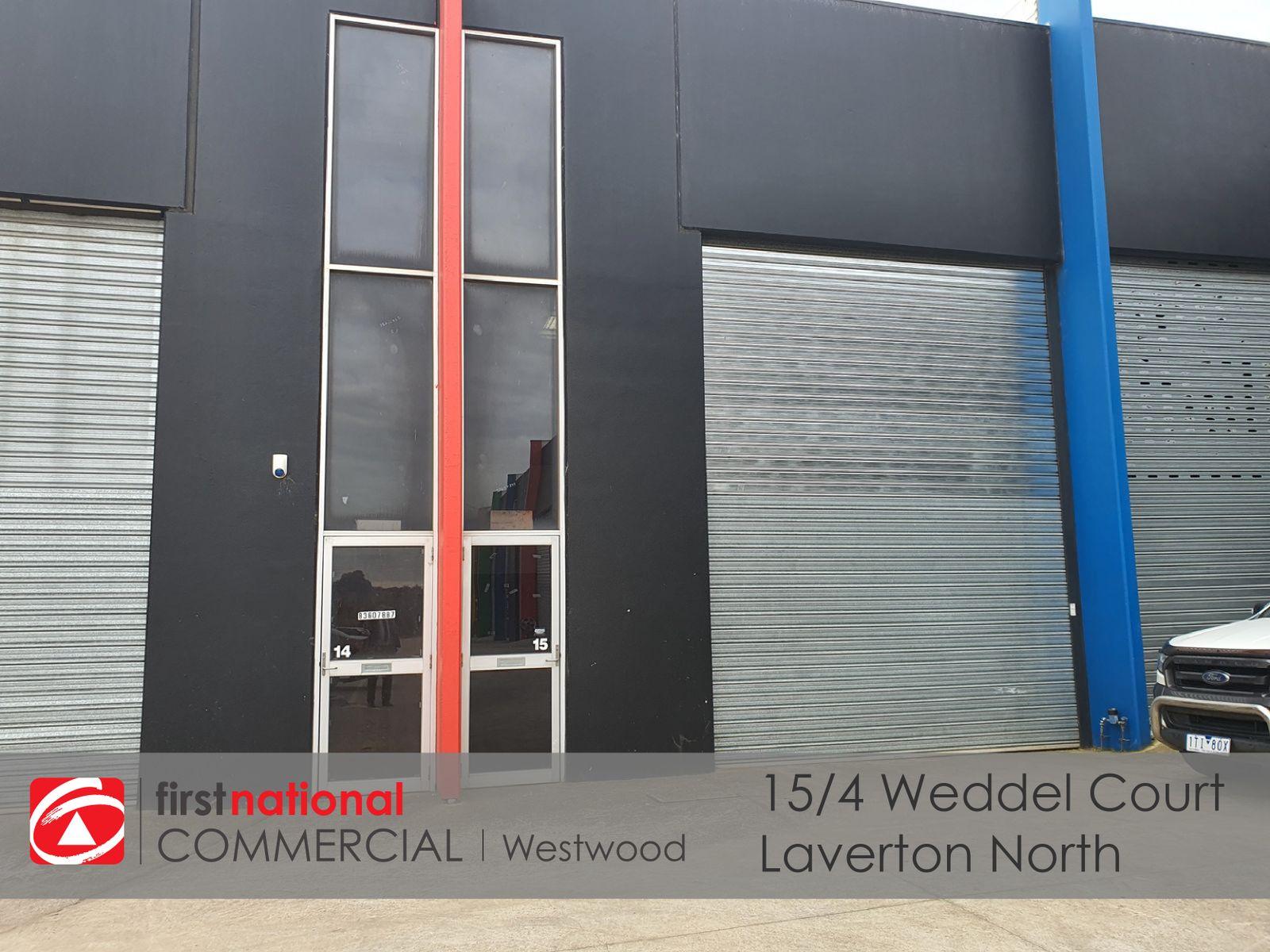 15/4 Weddel Court, Laverton North, VIC 3026