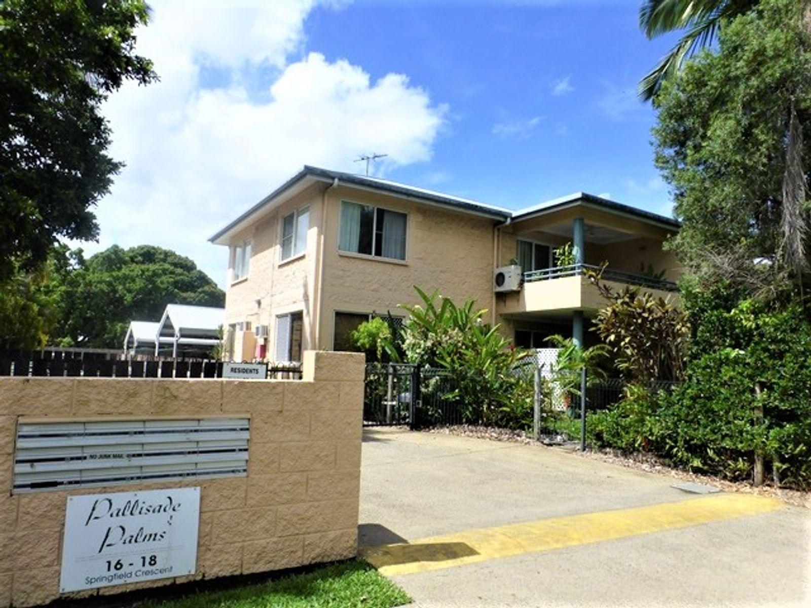 12/16-18 Springfield Crescent, Manoora, QLD 4870