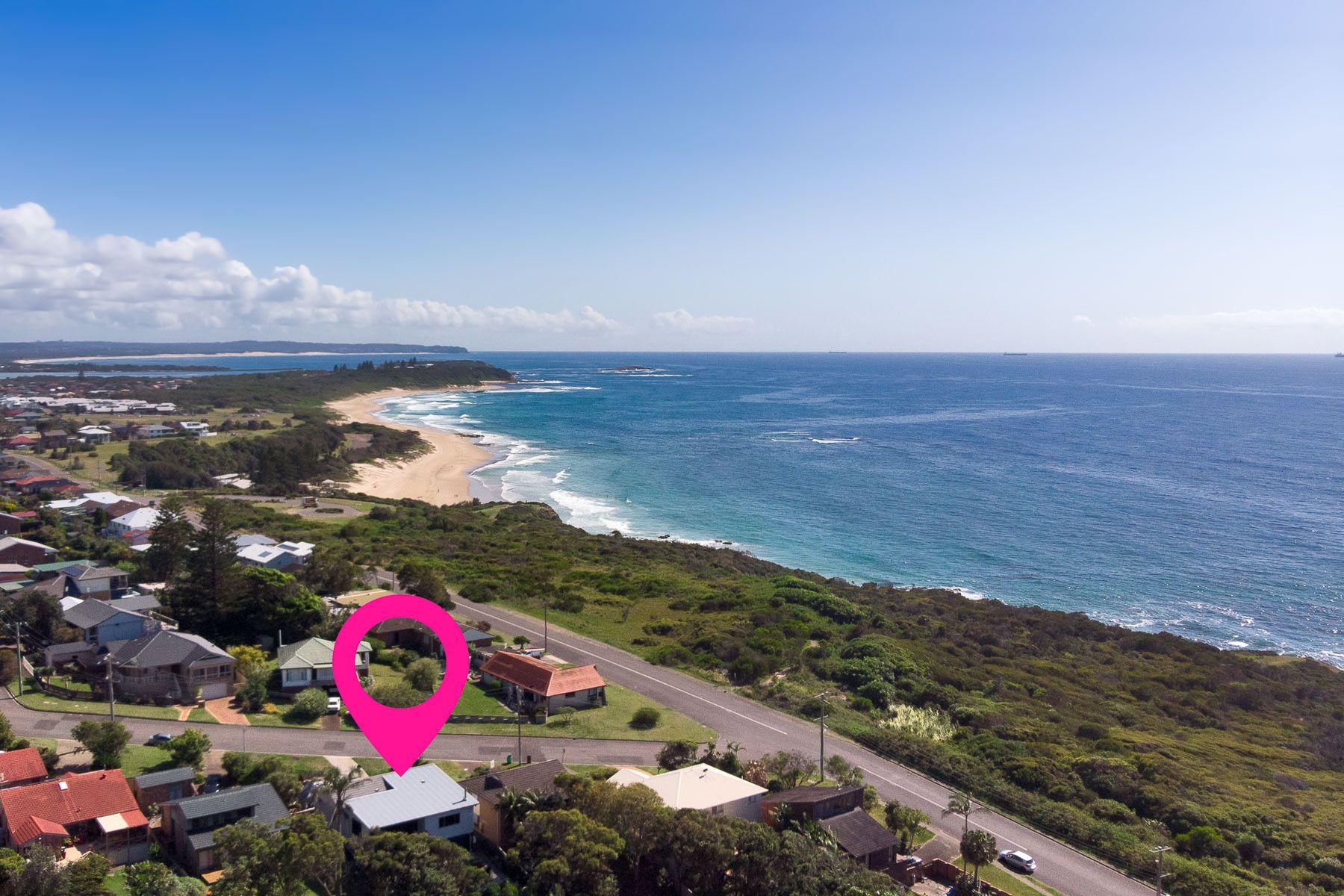 62 Ocean View Parade, Caves Beach, NSW 2281