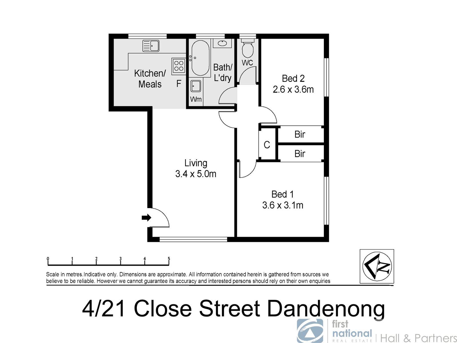1-8/21 Close Avenue, Dandenong, VIC 3175