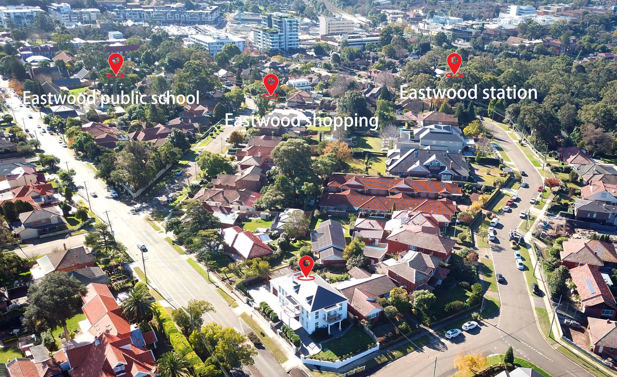 117 Shaftsbury  Road, Eastwood, NSW 2122