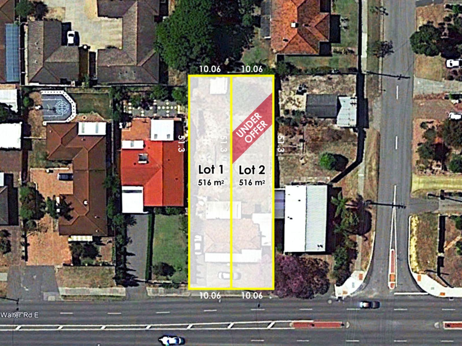 Lot 1 & 2/92 Walter Road East, Bassendean, WA 6054
