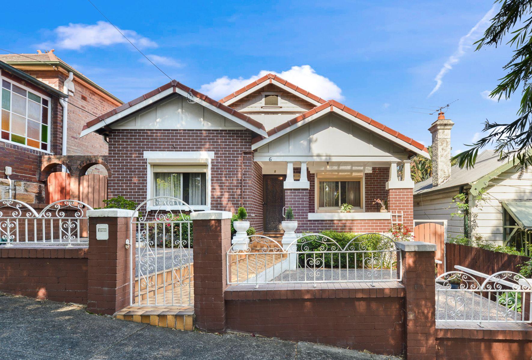 6 Day Street, Marrickville, NSW 2204