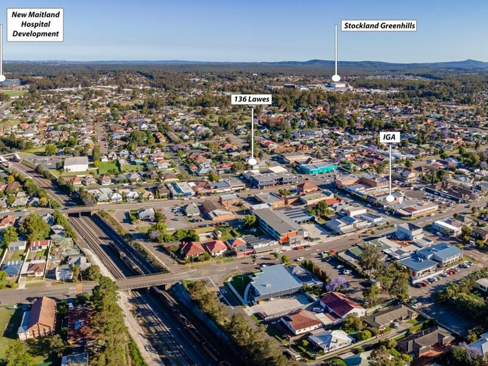 136 Lawes Street, East Maitland, NSW 2323