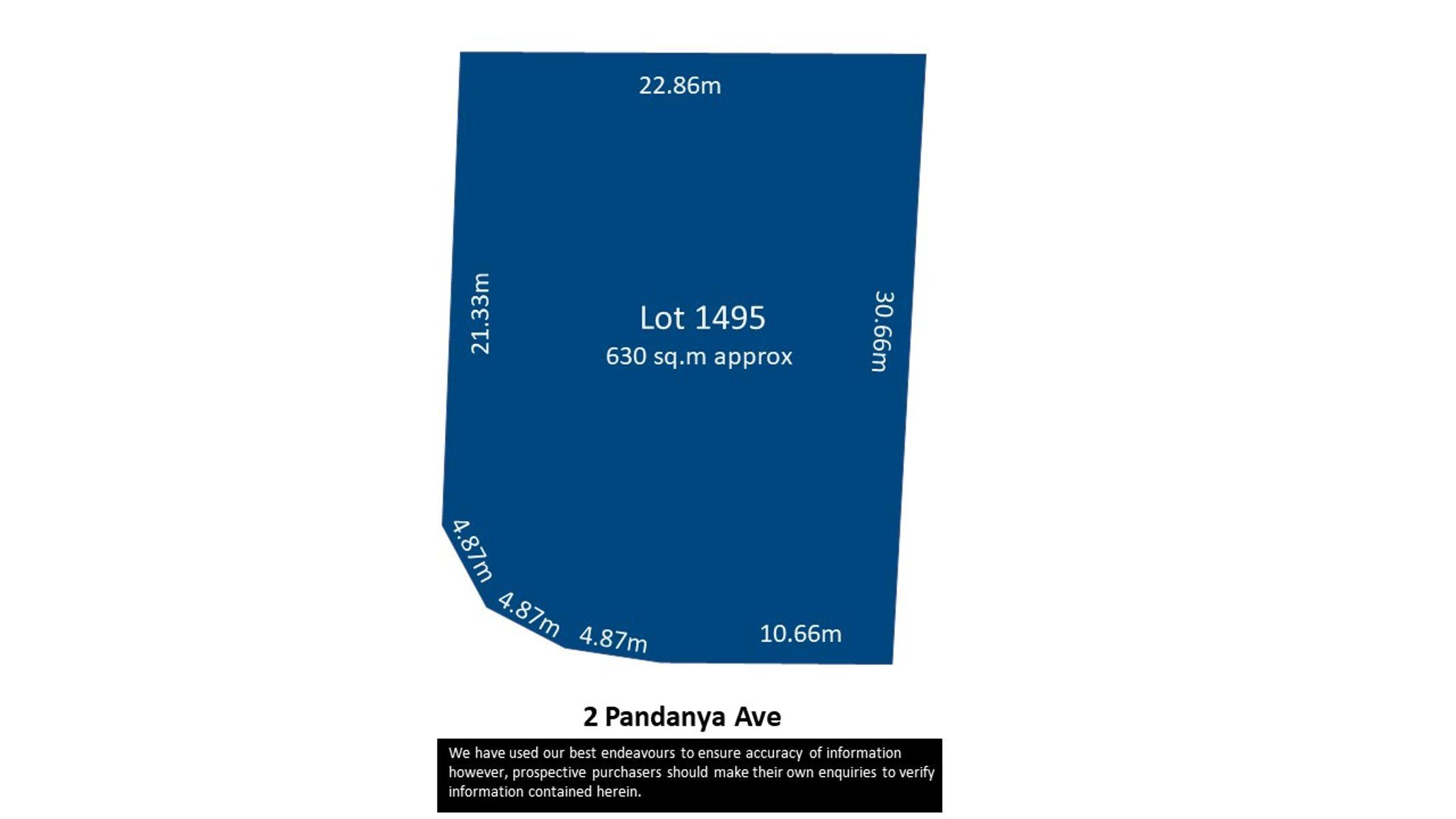 2 Pandanya Avenue, Ingle Farm, SA 5098