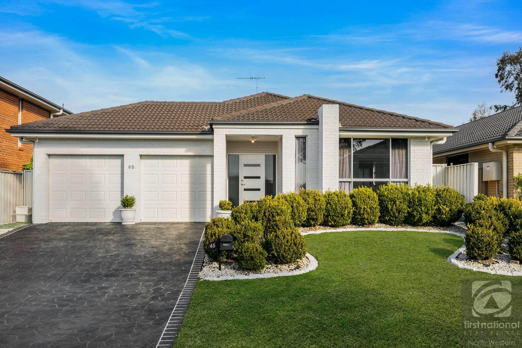 65 Silverveye Circuit, Woodcroft, NSW 2767