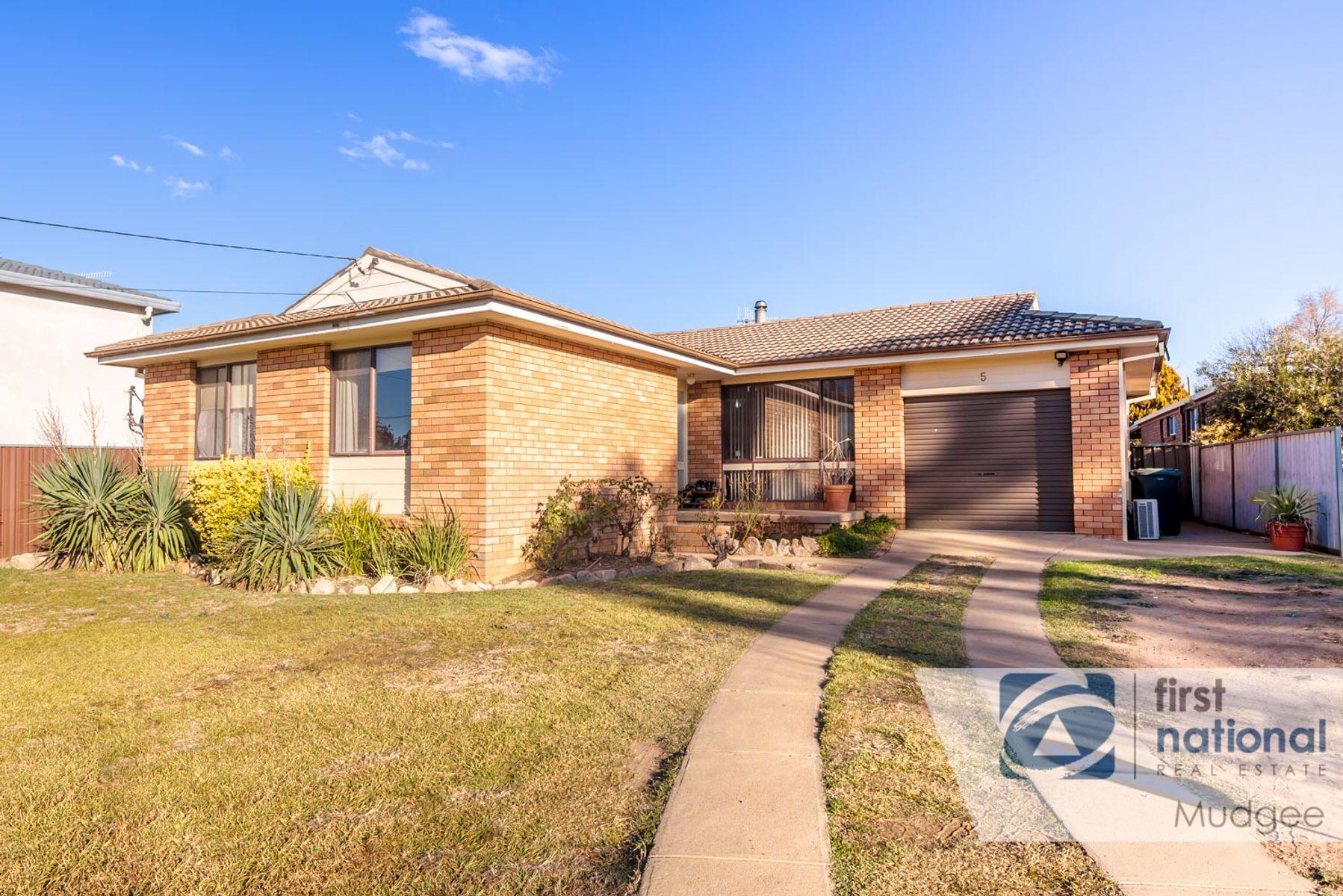 5 Darren Drive, Mudgee, NSW 2850
