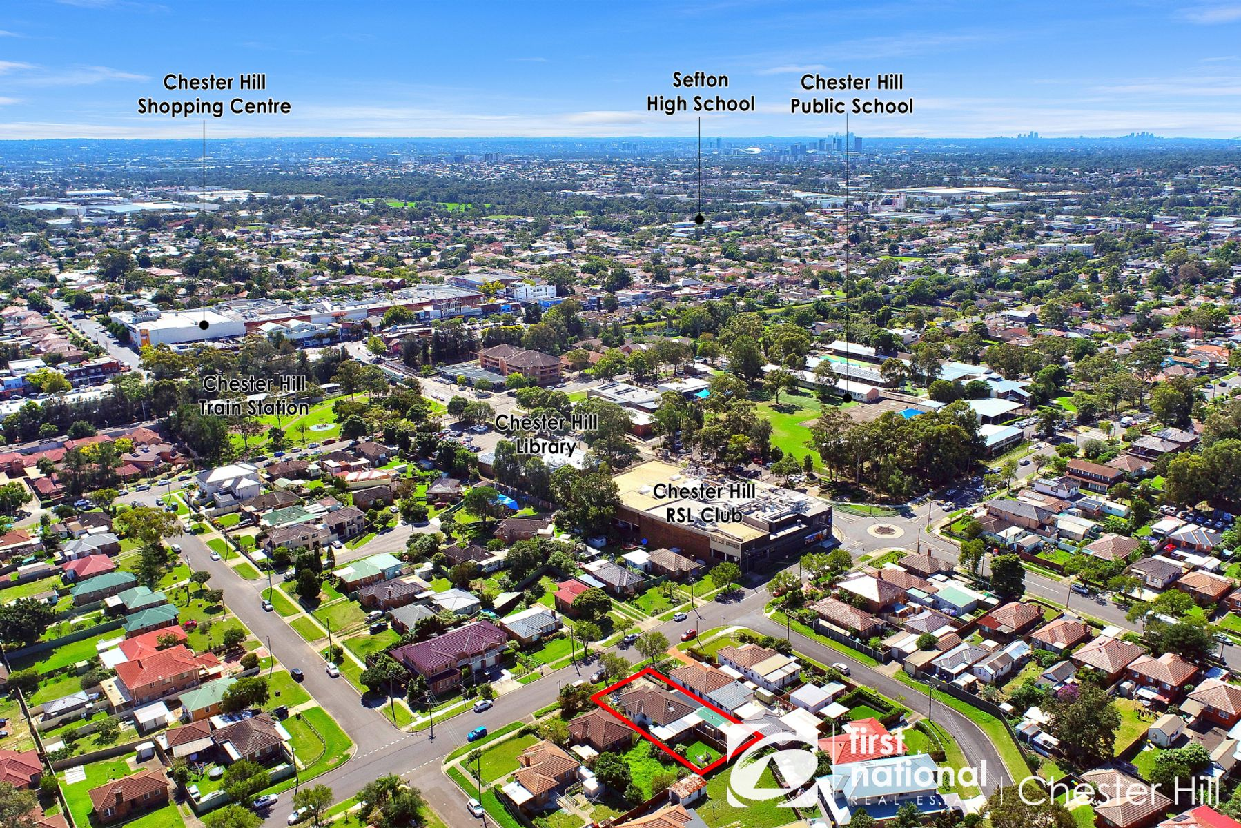 149 Proctor Parade, Chester Hill, NSW 2162