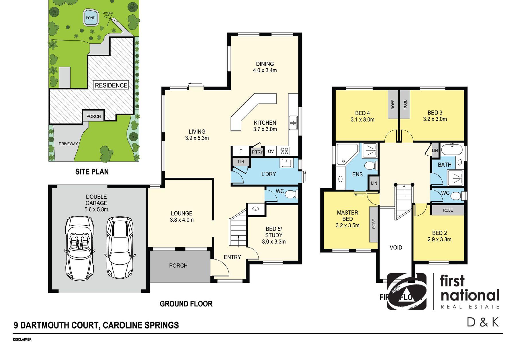 9 Dartmouth Court, Caroline Springs, VIC 3023