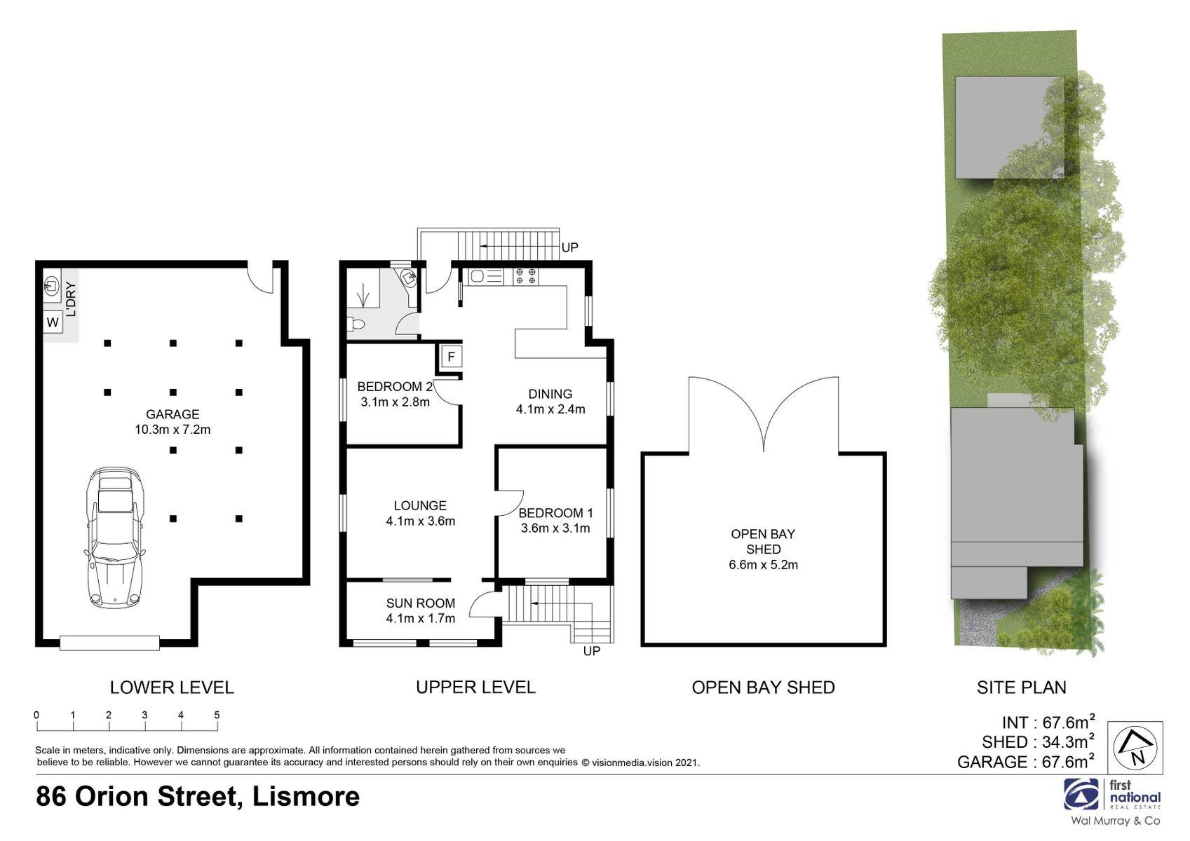 86 Orion Street, Lismore, NSW 2480