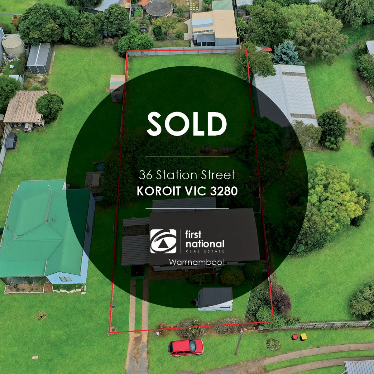 36 Station Street, Koroit, VIC 3282