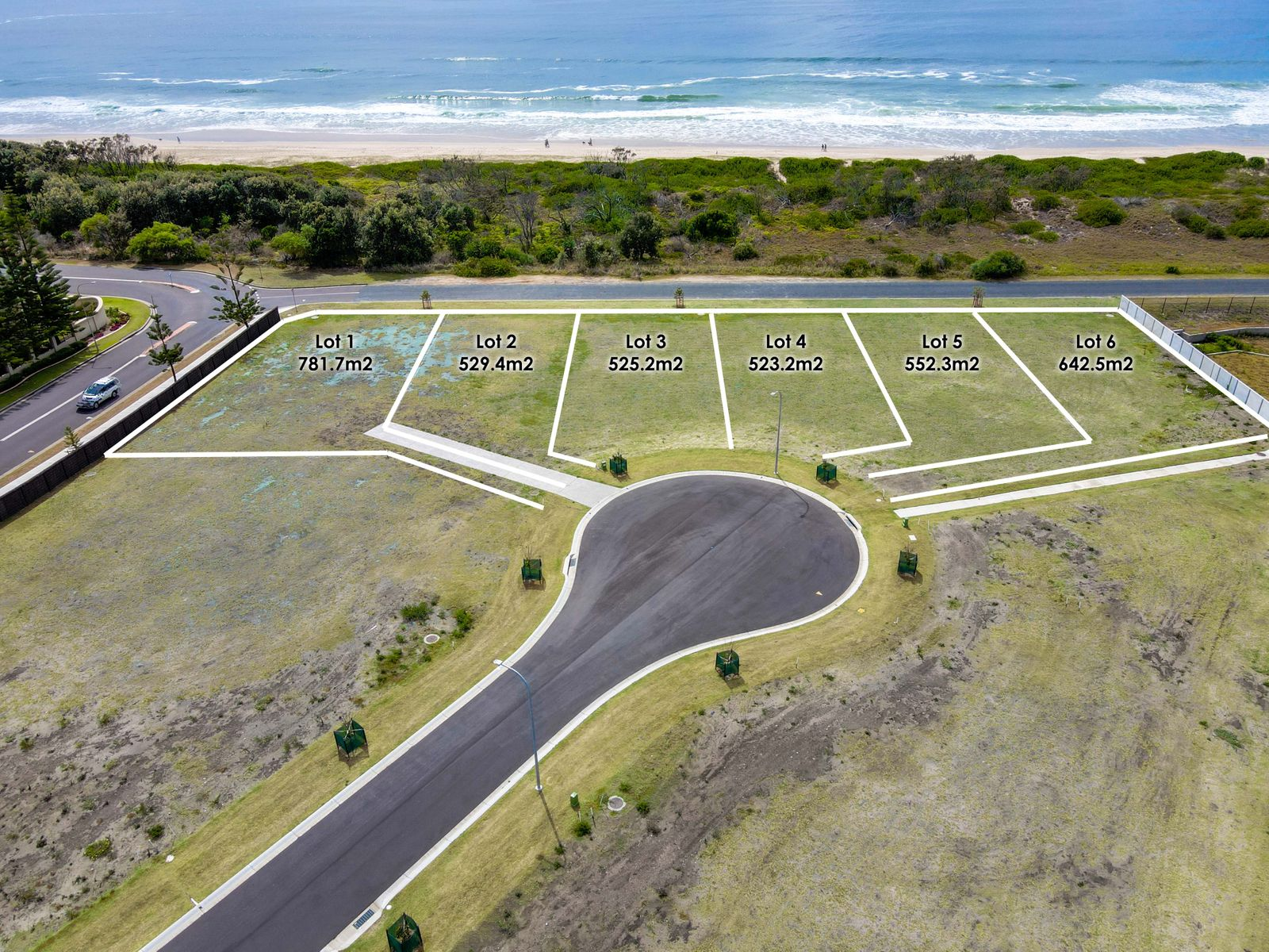 Proposed Lot 1 Dunes Court - The Dunes Estate, Yamba, NSW 2464