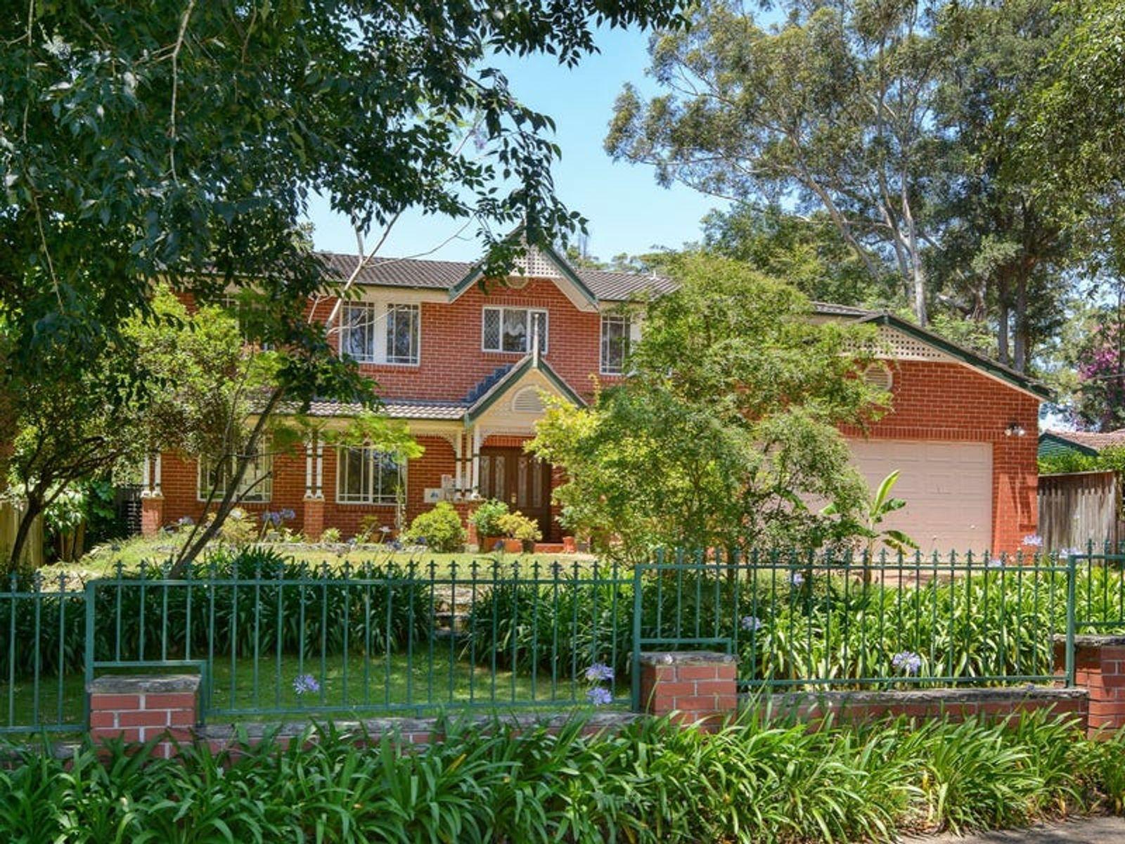 2 Yarrara Road, Pymble, NSW 2073