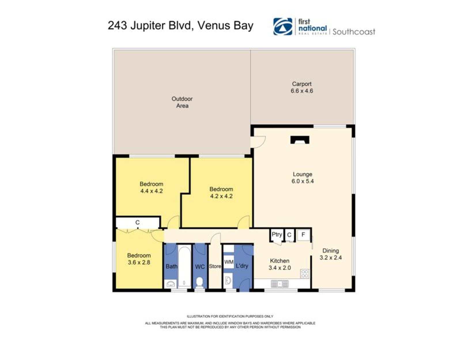 243 Jupiter Boulevard, Venus Bay, VIC 3956