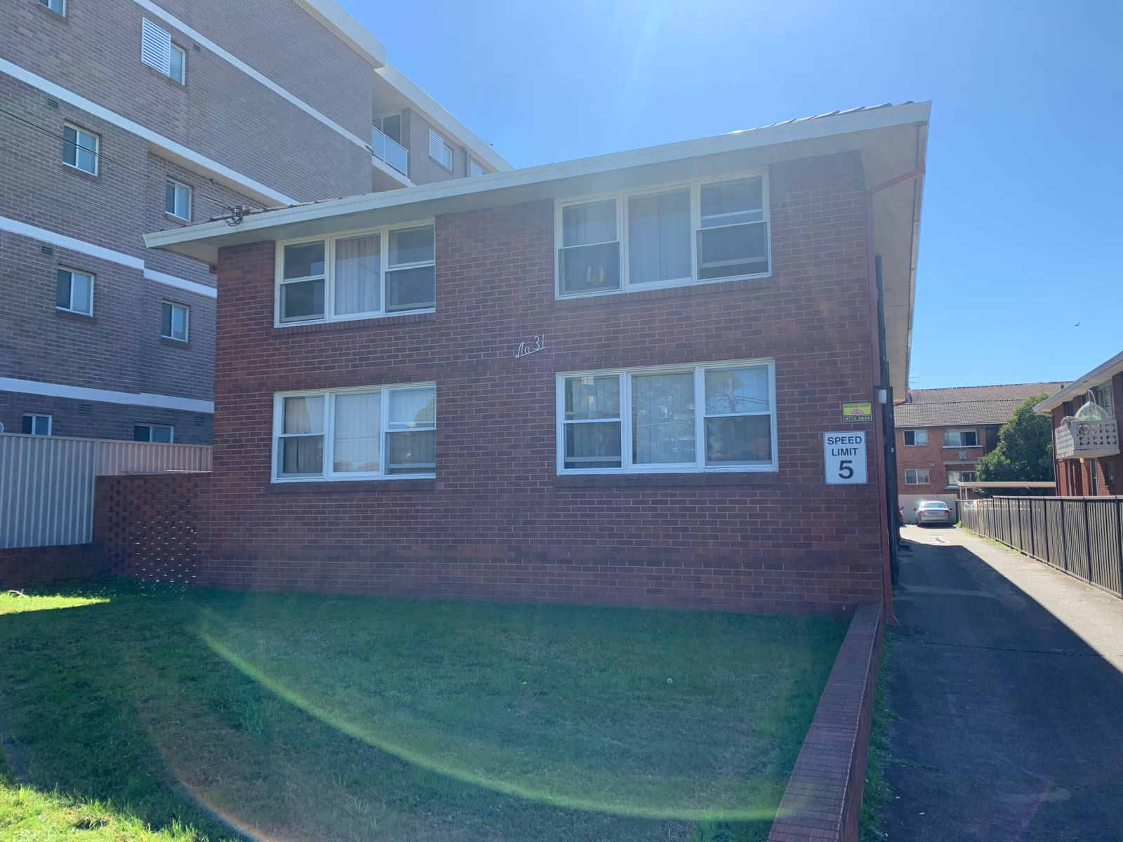 2/31 Rawson Street, Auburn, NSW 2144
