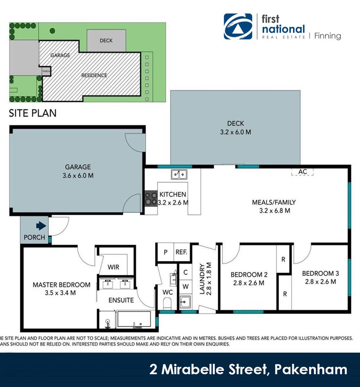 2 Mirabelle Street, Pakenham, VIC 3810