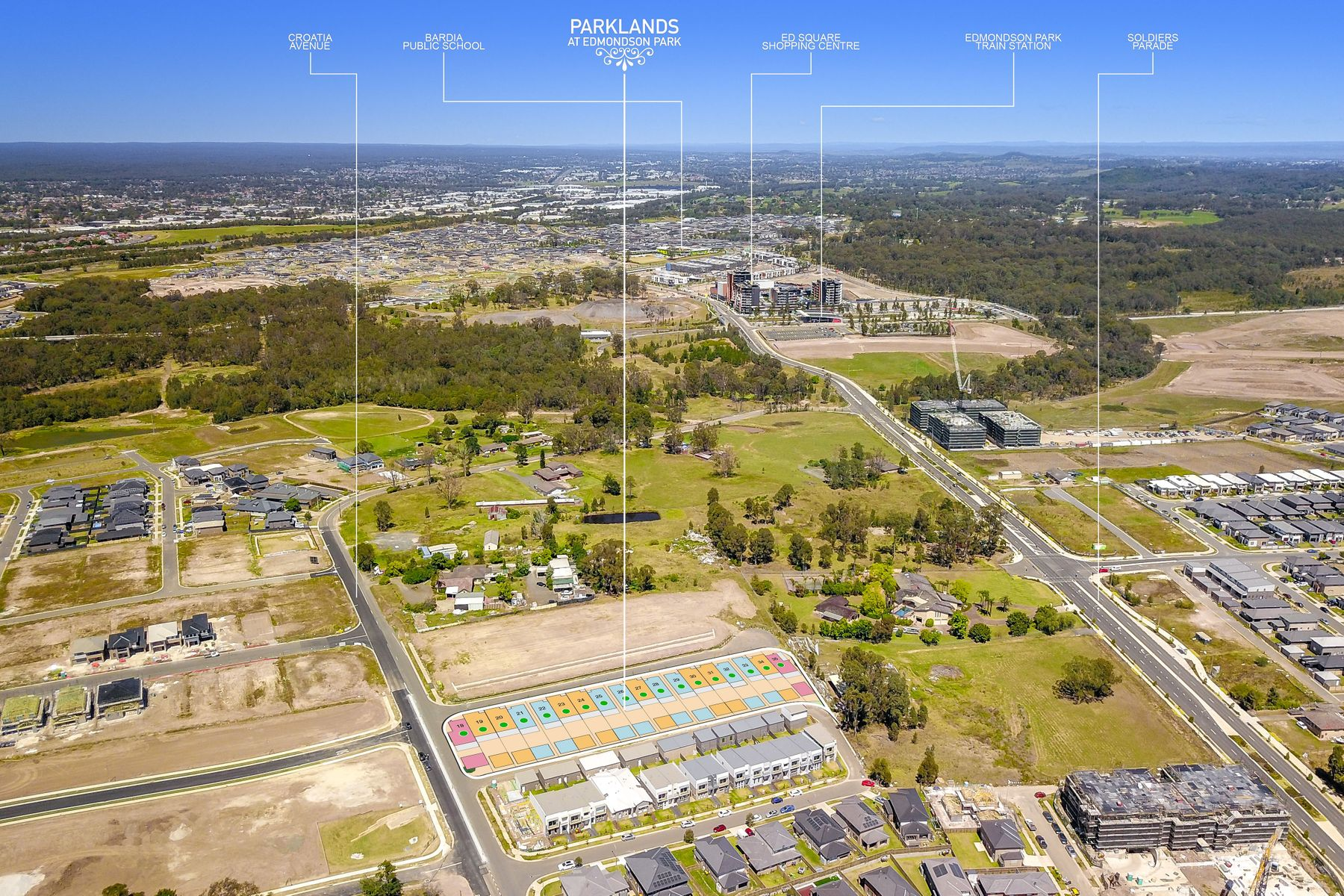 Lot/20-34 Dunkirk Road, Edmondson Park, NSW 2174