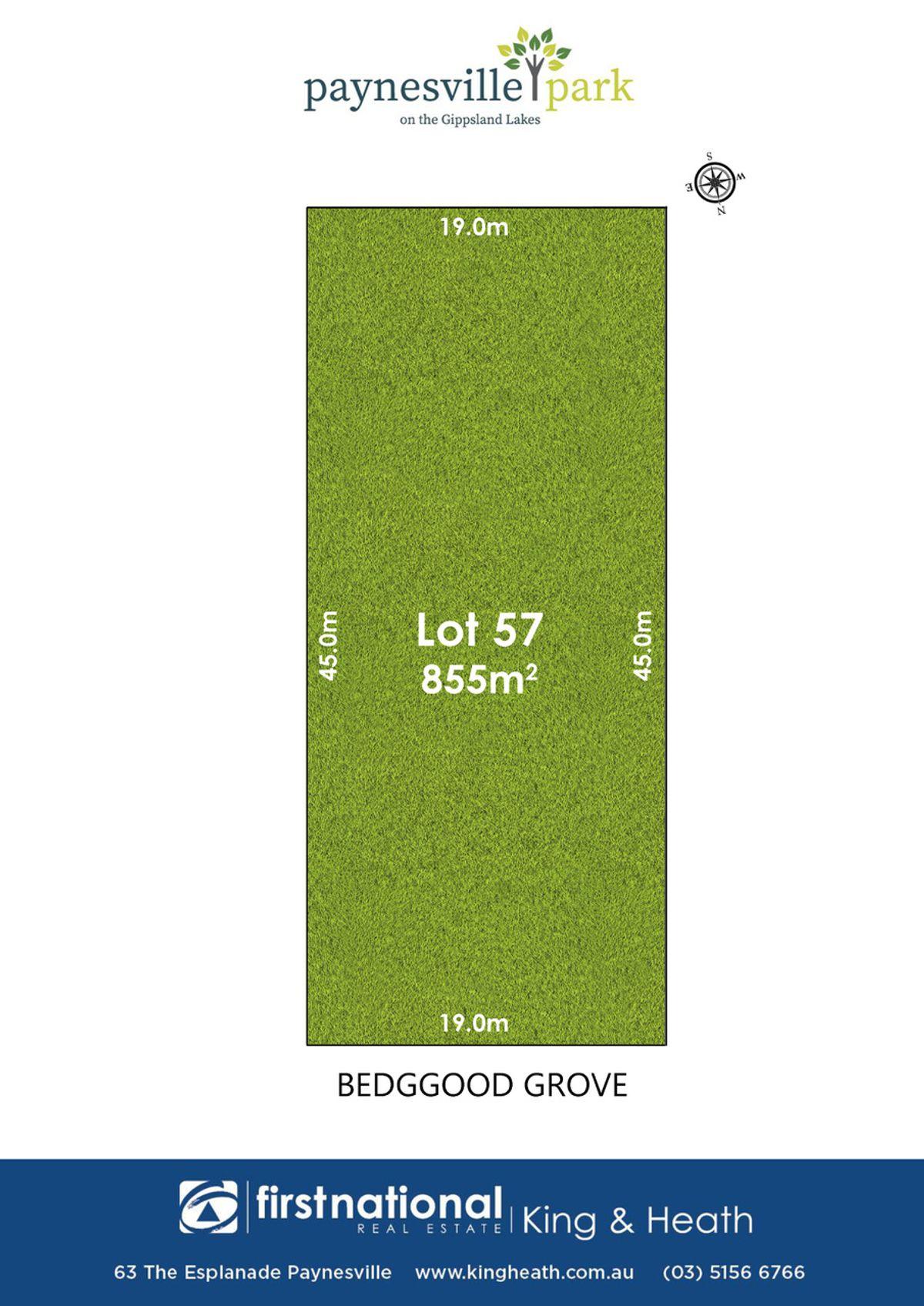 Lot 57 Bedggood Grove, Paynesville, VIC 3880