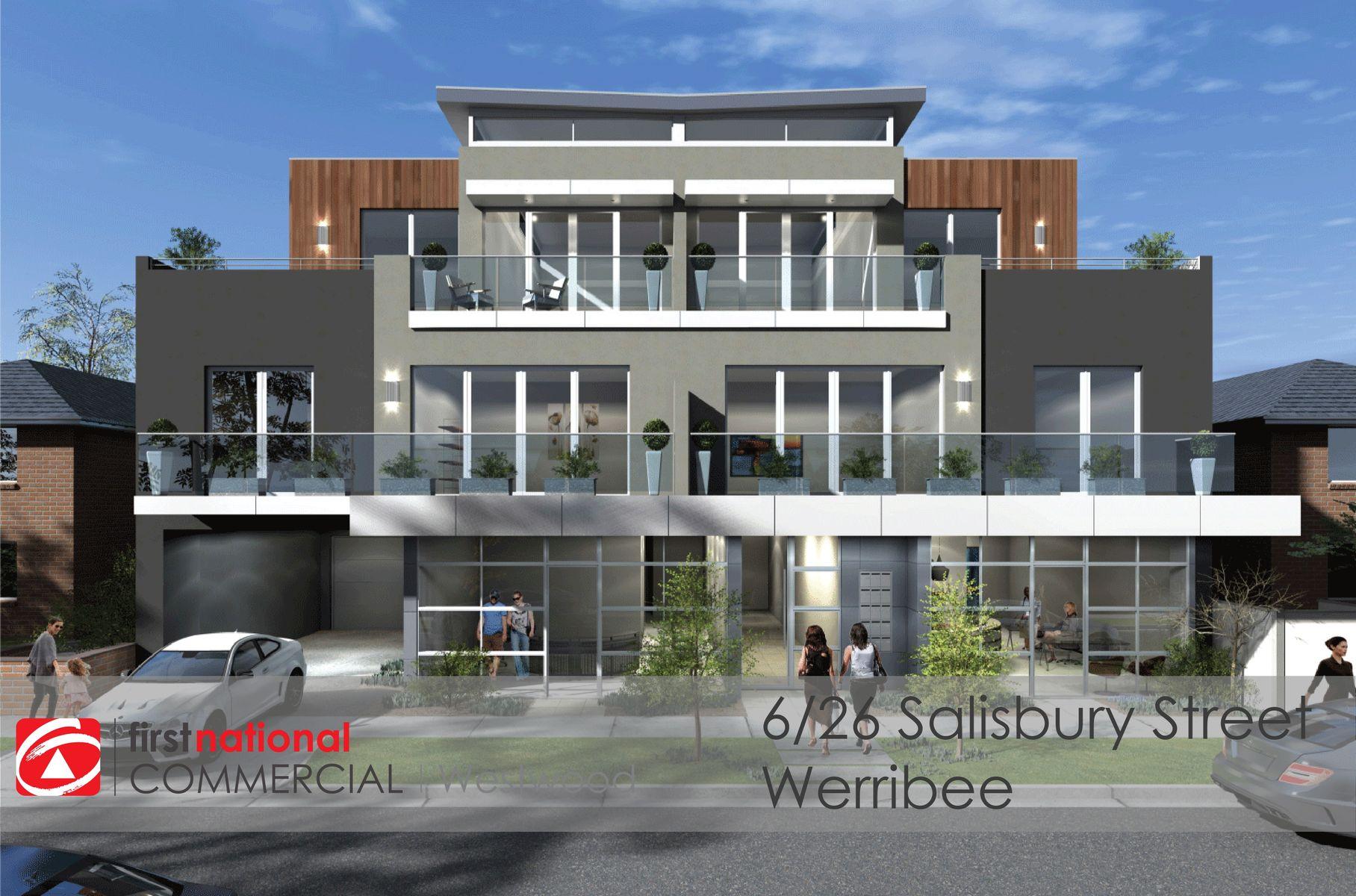 6/26 Salisbury Street, Werribee, VIC 3030