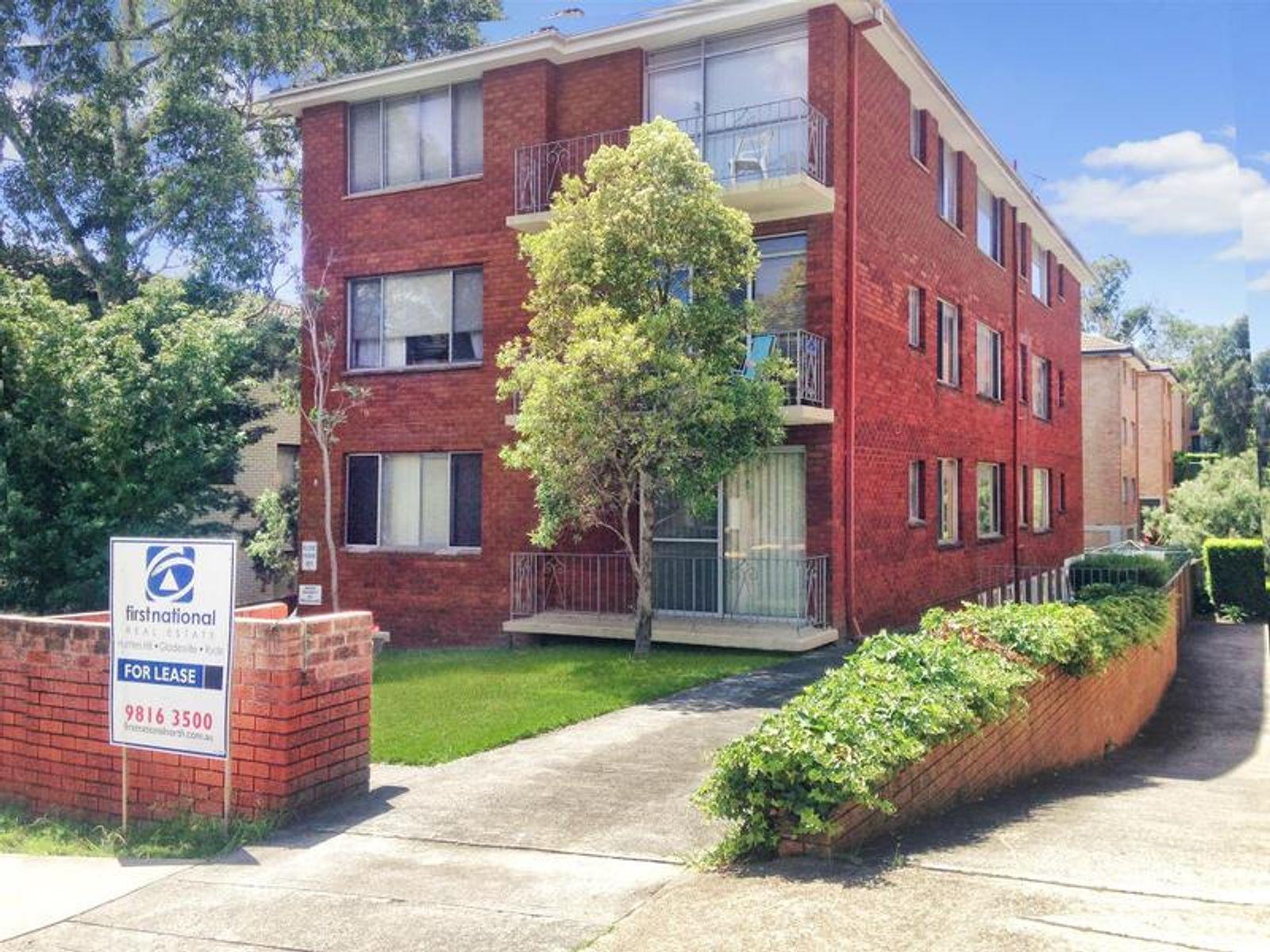 1/8 Edward Street, Ryde, NSW 2112