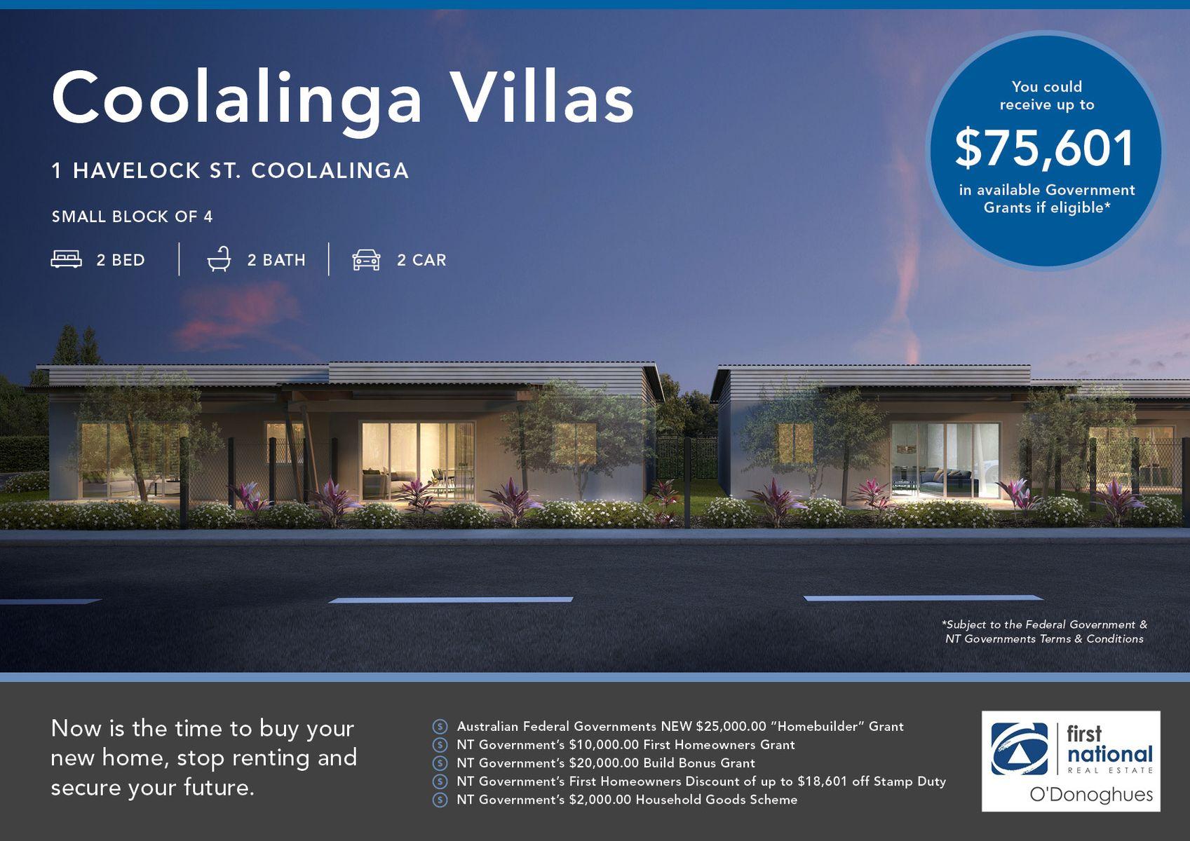1 Havelock Street, Coolalinga, NT 0839